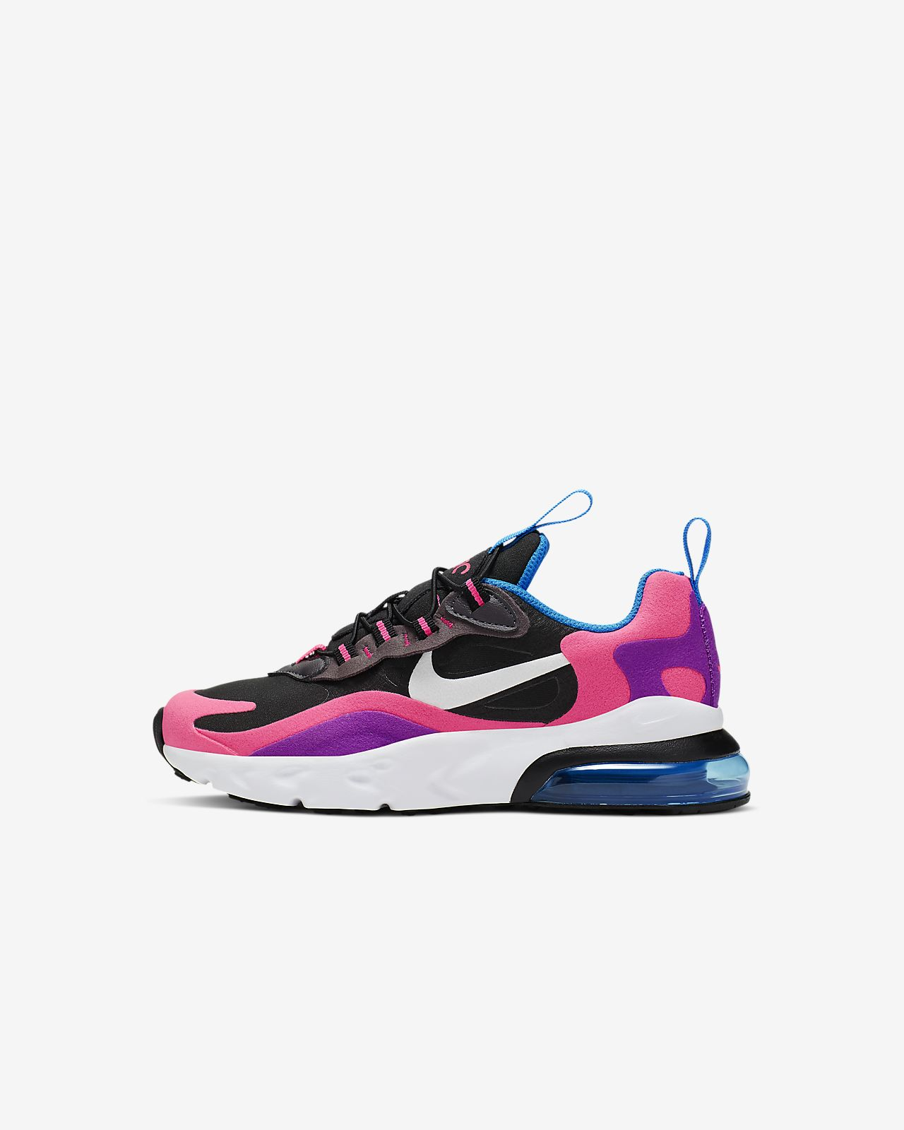 classic fit stable quality shades of Nike Air Max 270 RT Schuh für jüngere Kinder