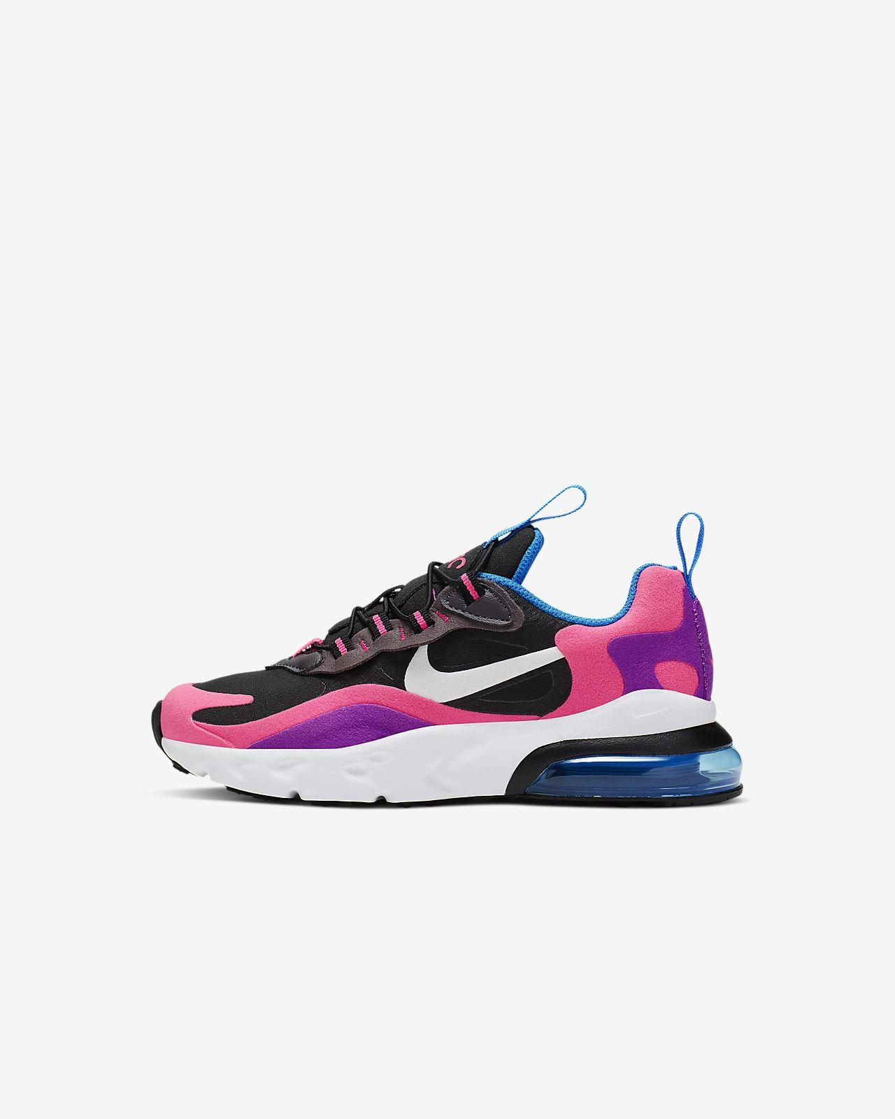 d37cf389ba Nike Air Max 270 RT Younger Kids' Shoe