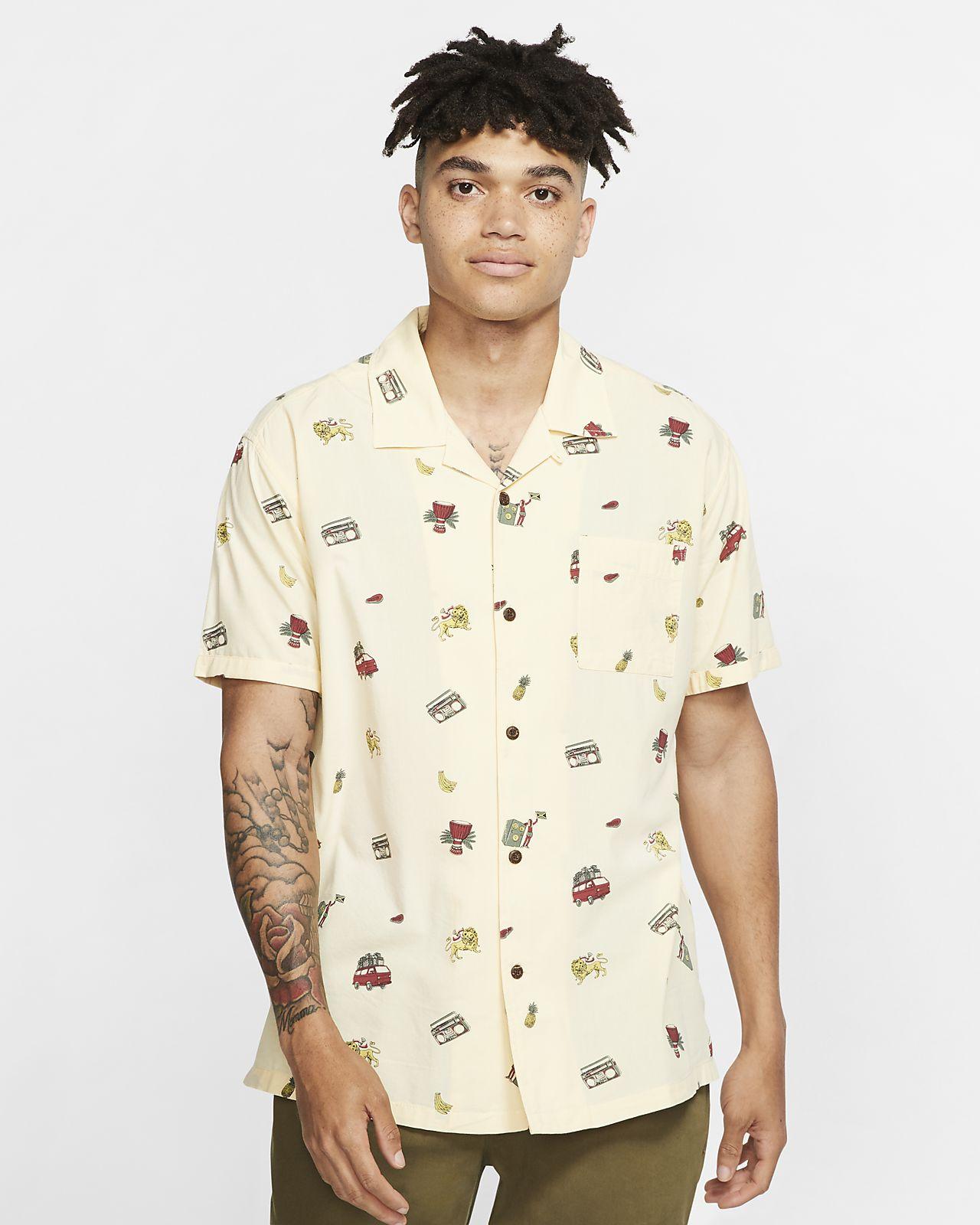 Hurley Kingston Men's Short-Sleeve Shirt