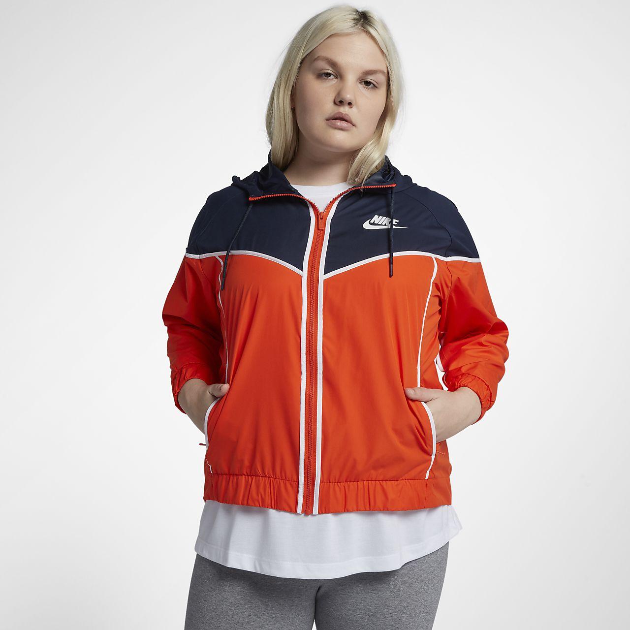 ... Nike Sportswear Windrunner (Plus Size) Women's Jacket