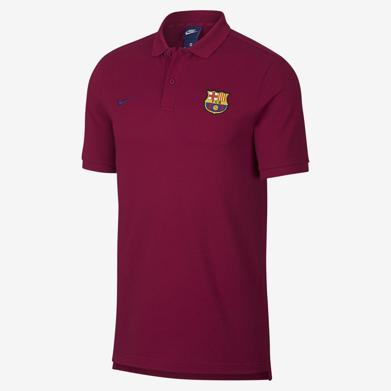 Polos FC Barcelona Nike homme DpapeaRVL