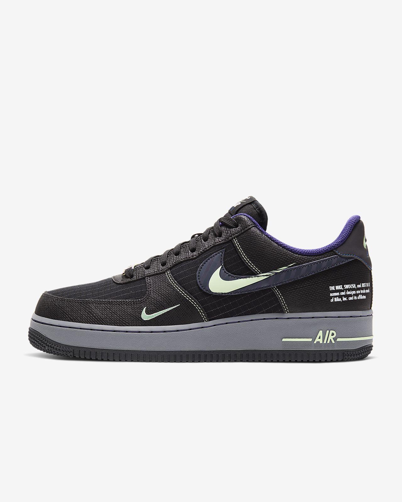 NIKE SPORTSWEAR Air Force 1 '07 Suede Sneaker für Herren