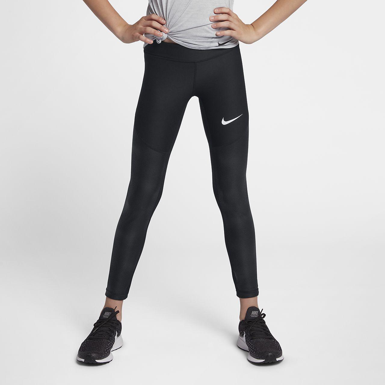 9899221f6e4 ... Nike Dri-FIT Big Kids  (Girls ) Training Tights