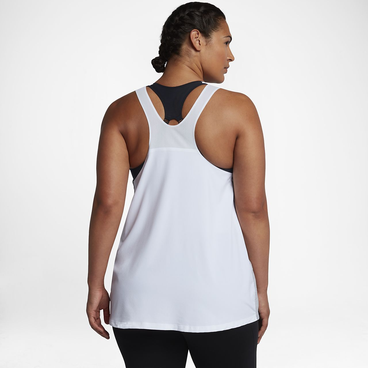 Nike Breathe (Plus Size) Women's Training Tank
