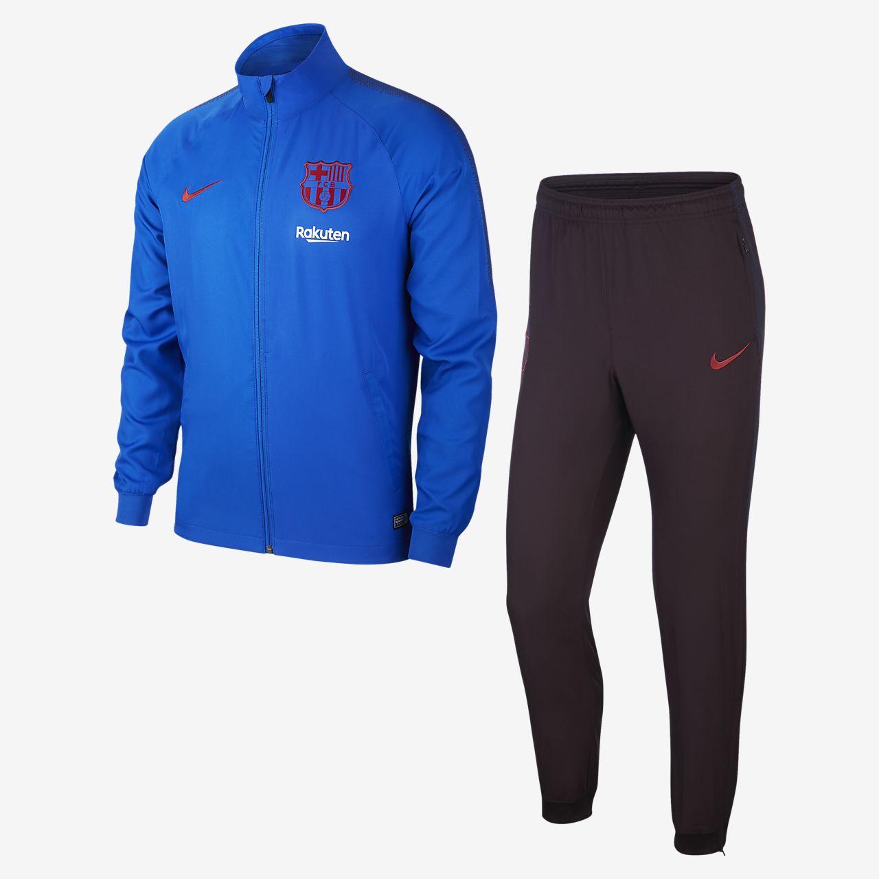 FC Barcelona Strike Xandall de futbol - Home