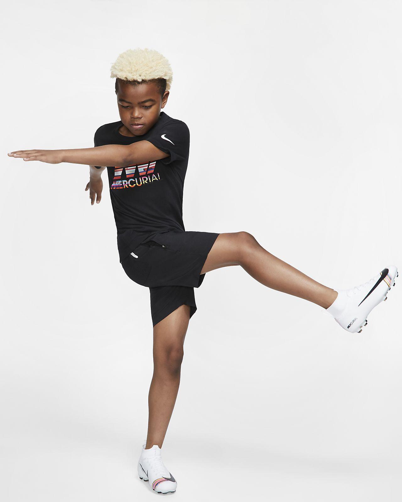 699c9427ae Nike Dri-FIT Mercurial Older Kids' Football T-Shirt. Nike.com AE