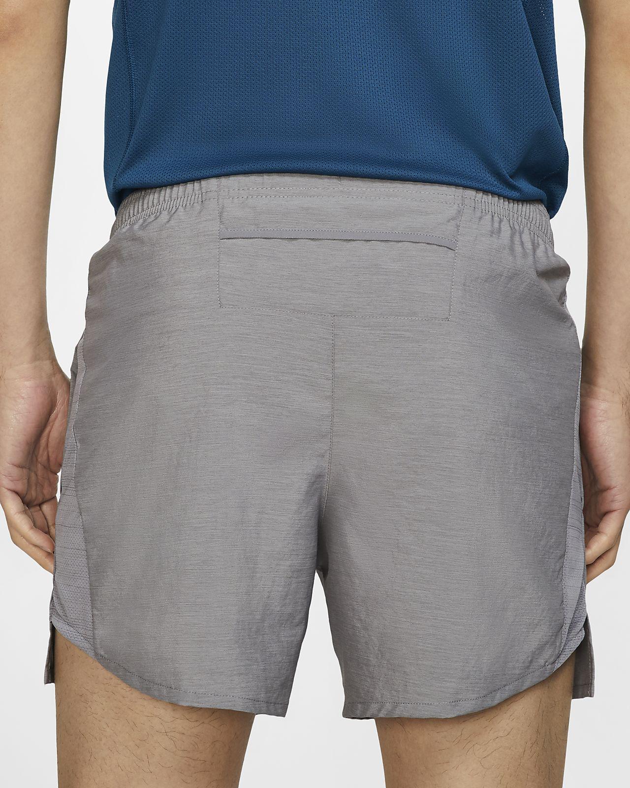 Nike Challenger Herren Laufshorts mit Futter (ca. 13 cm)