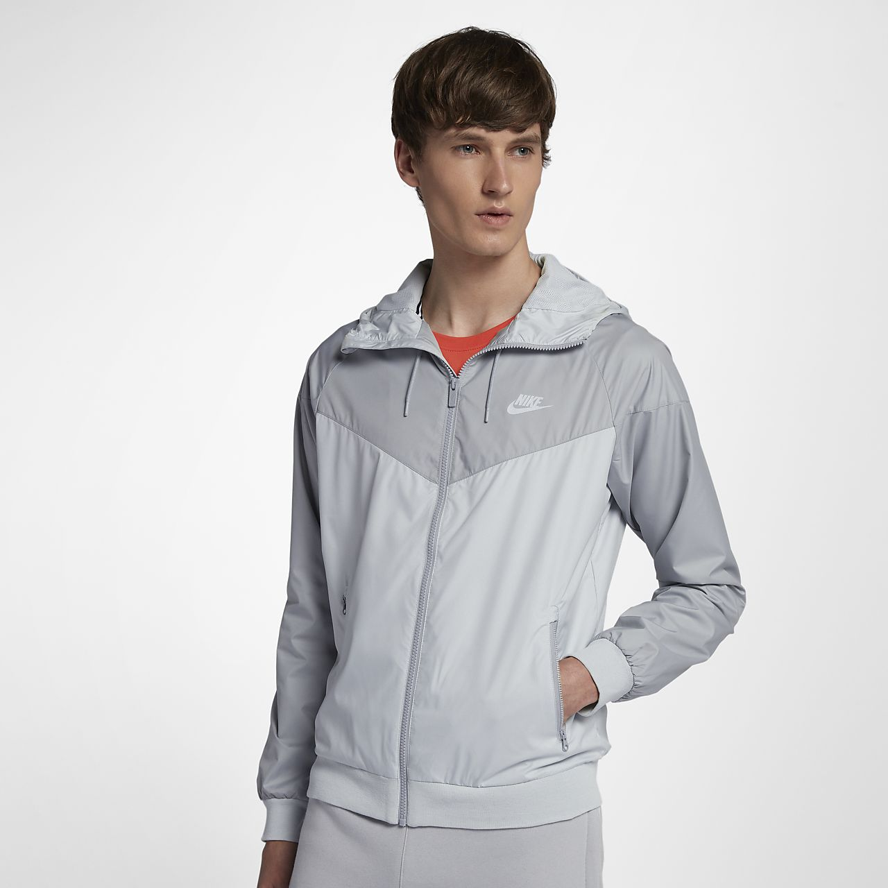 67738cf2 Nike Sportswear Windrunner-jakke for herre. Nike.com NO