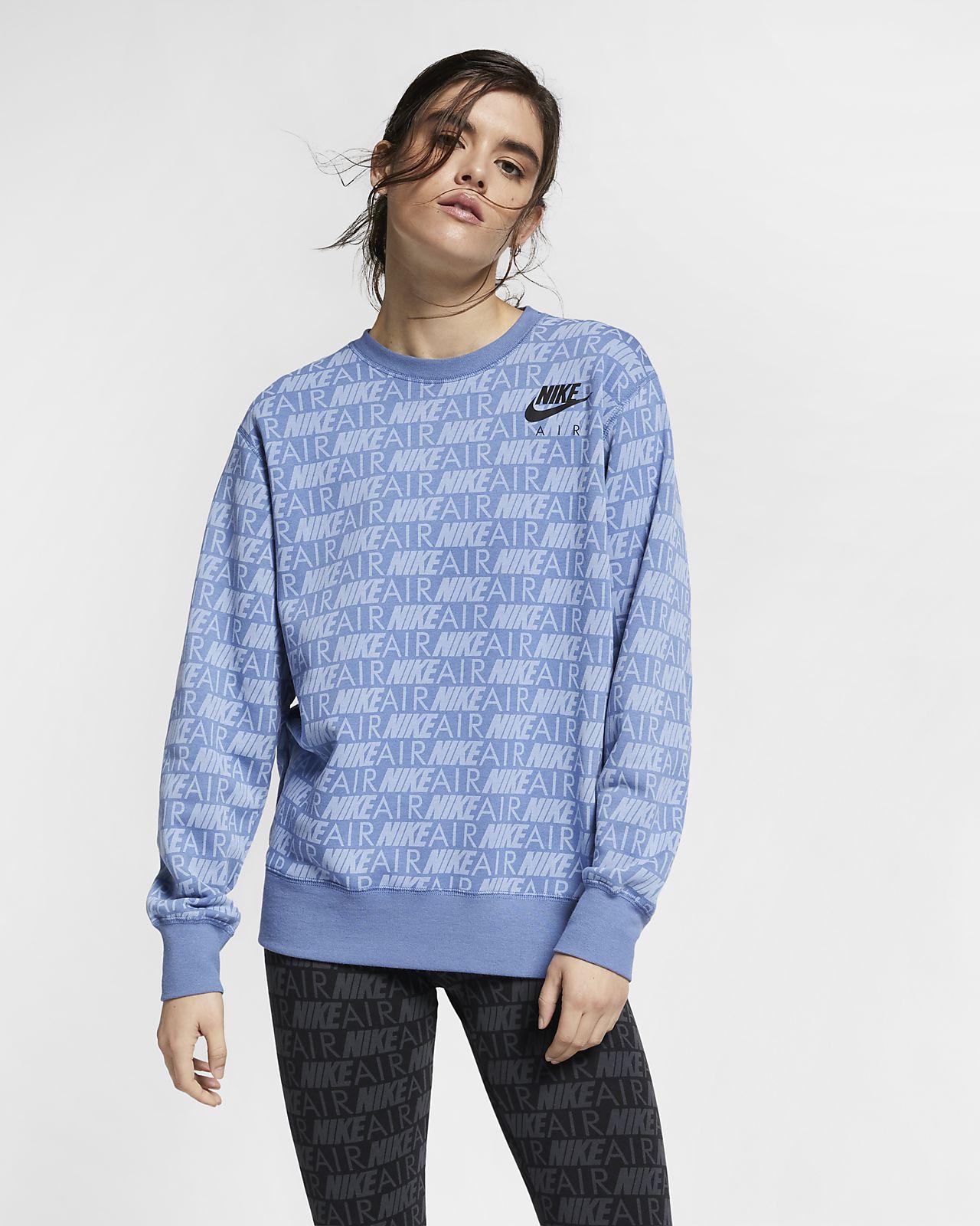 Nike Air Damen Rundhalsshirt mit Print