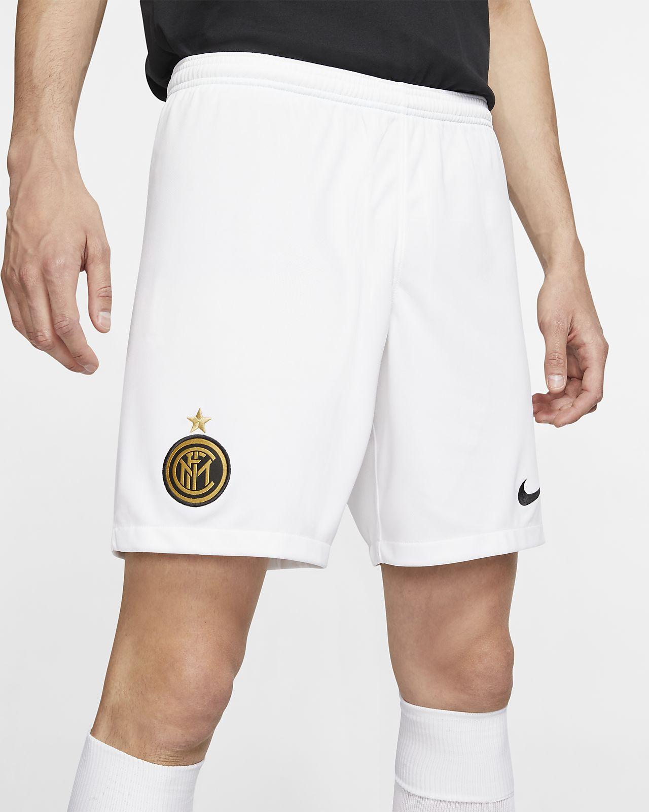 Inter Milan 2019/20 Stadium Home/Away Pantalón corto de fútbol - Hombre