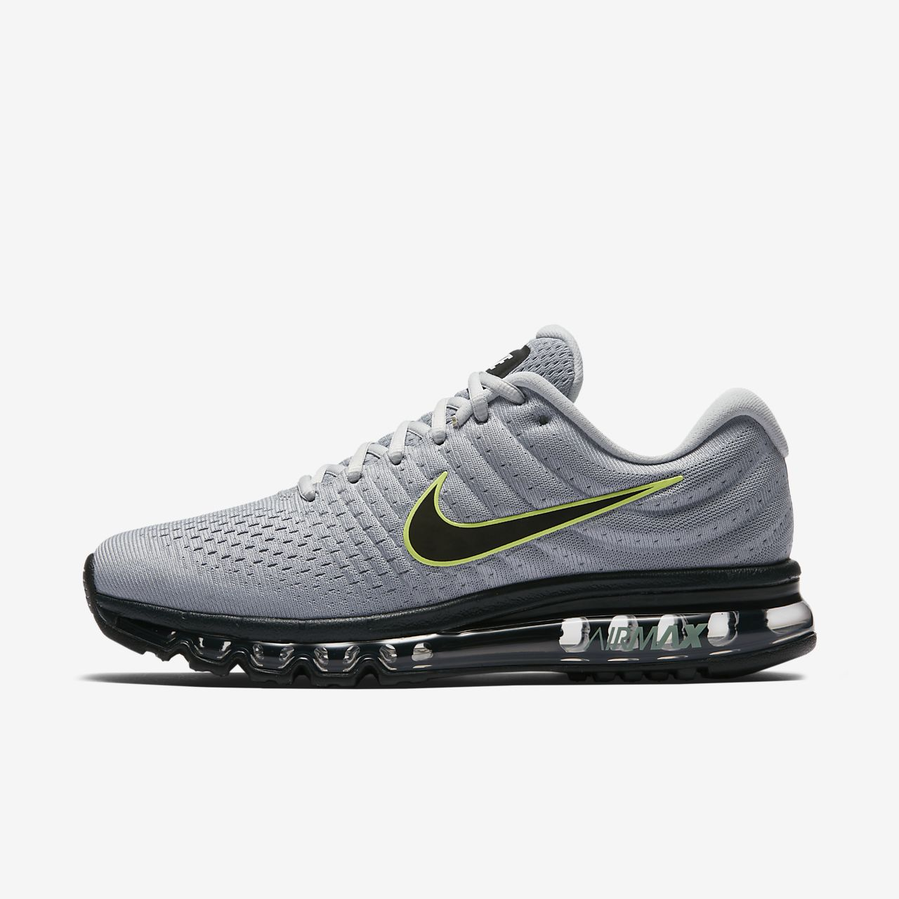 Scarpe Nike Air Max 2017 Uomo Nero [Black Black Black] Air