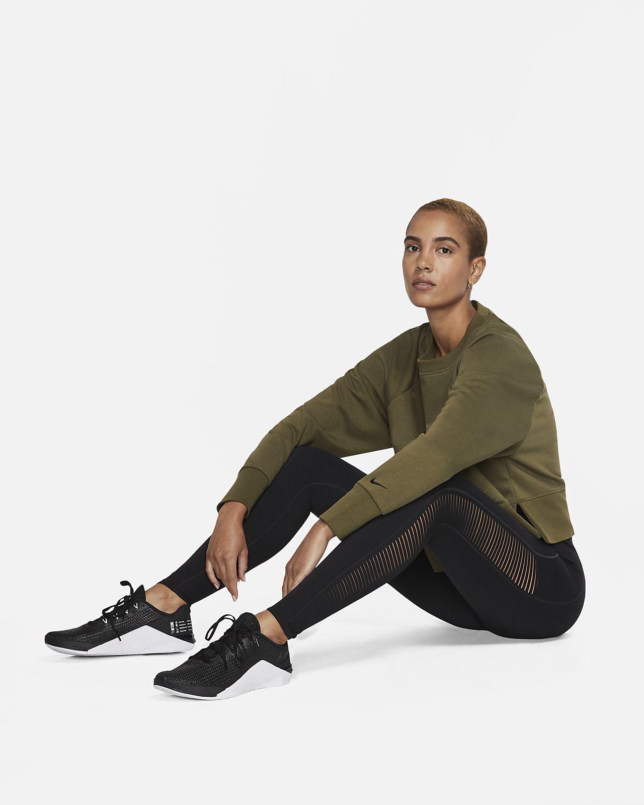 Nike Trainings Tights mit Fransen für Damen
