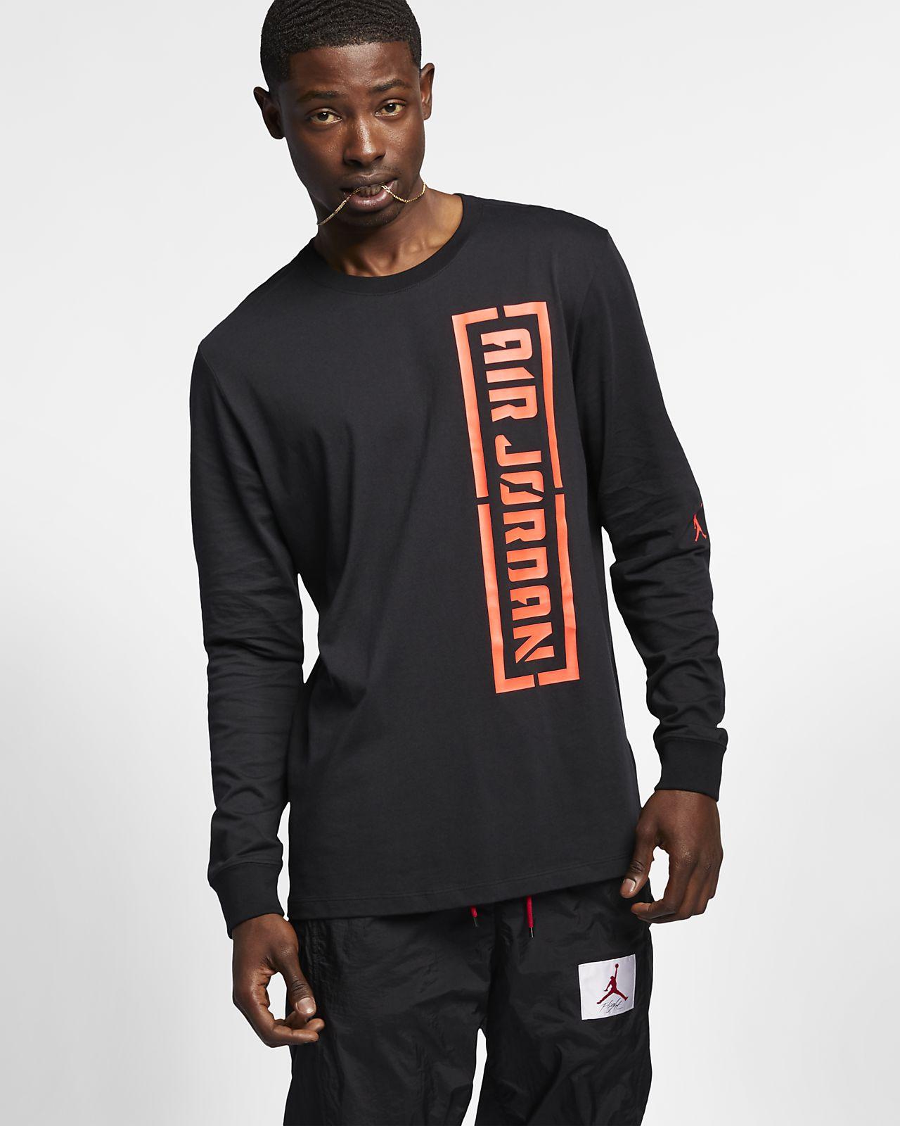 Jordan Men's Long-Sleeve T-Shirt