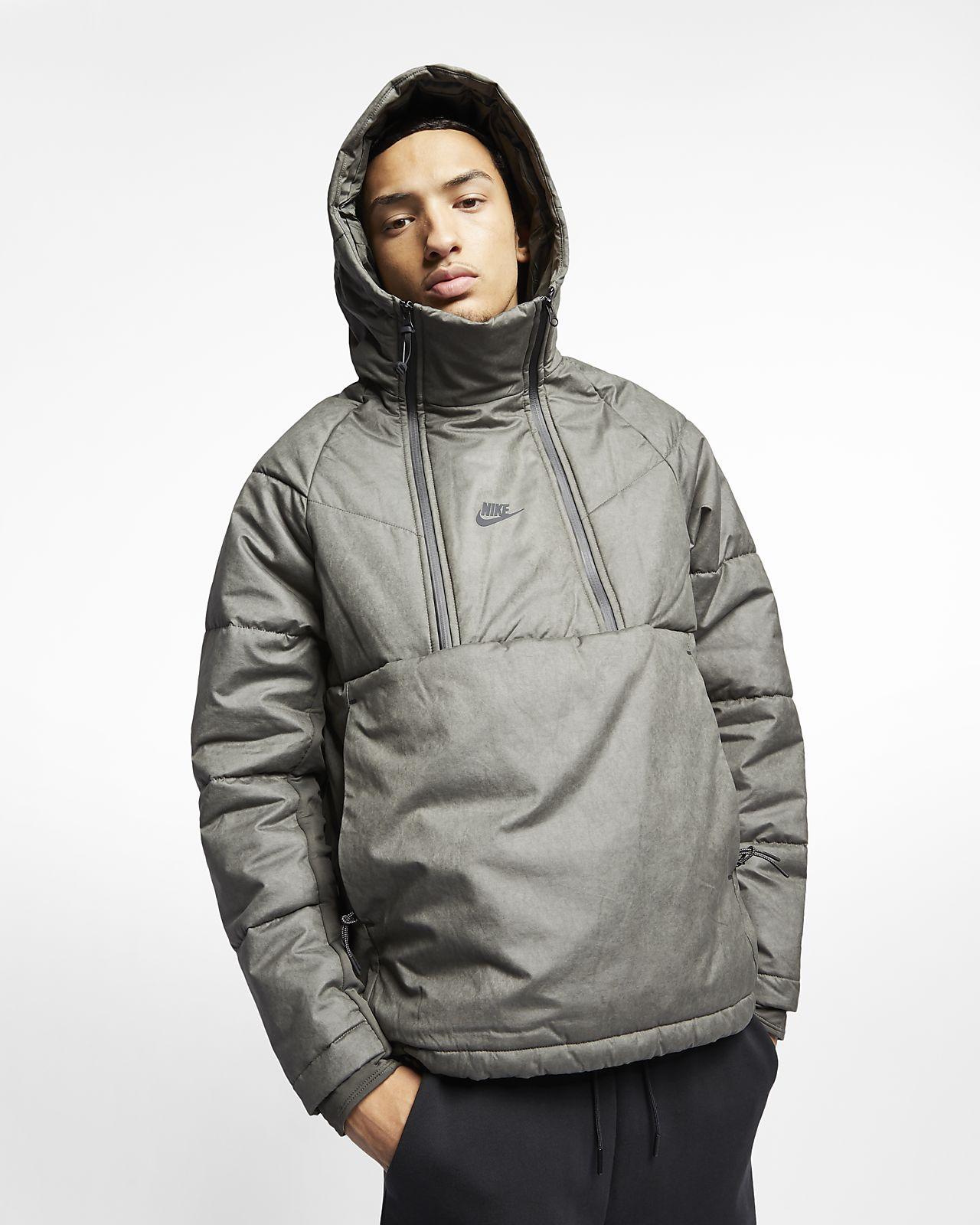 เสื้อแจ็คเก็ตภายในสังเคราะห์ผู้ชาย Nike Sportswear Tech Pack