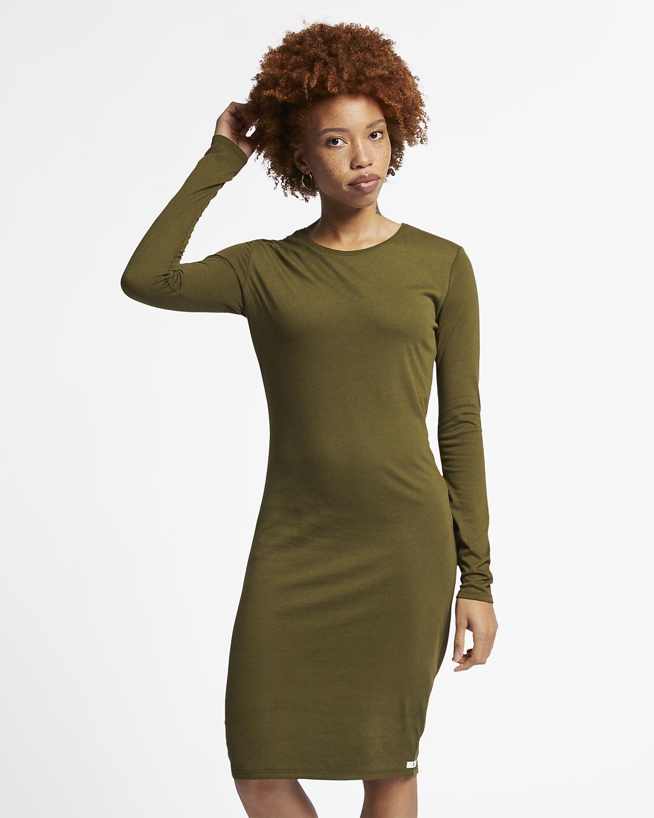 Robe à manches longues Hurley Dri-FIT pour Femme. Nike.com FR a5cf1b895174
