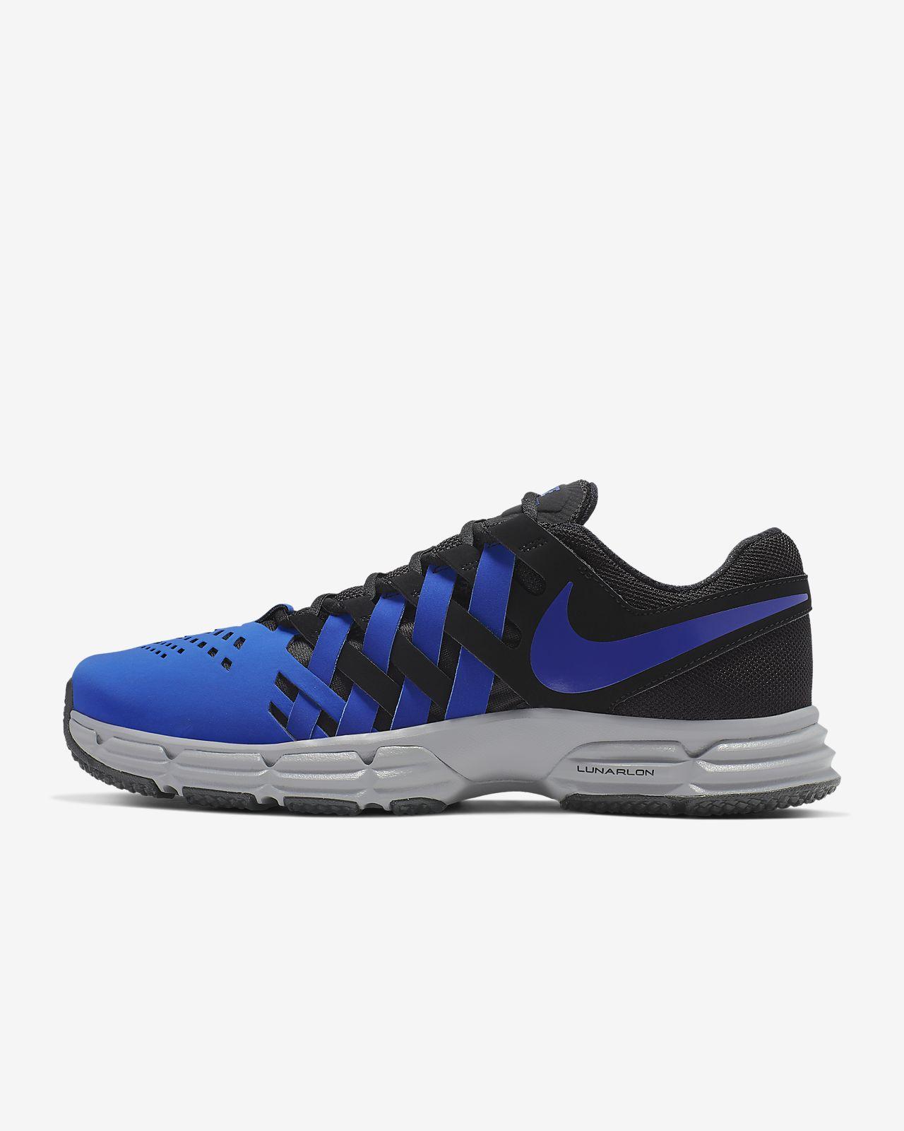 07a0ec74 Nike Lunar Fingertrap TR Men's Gym/Gameday Shoe. Nike.com