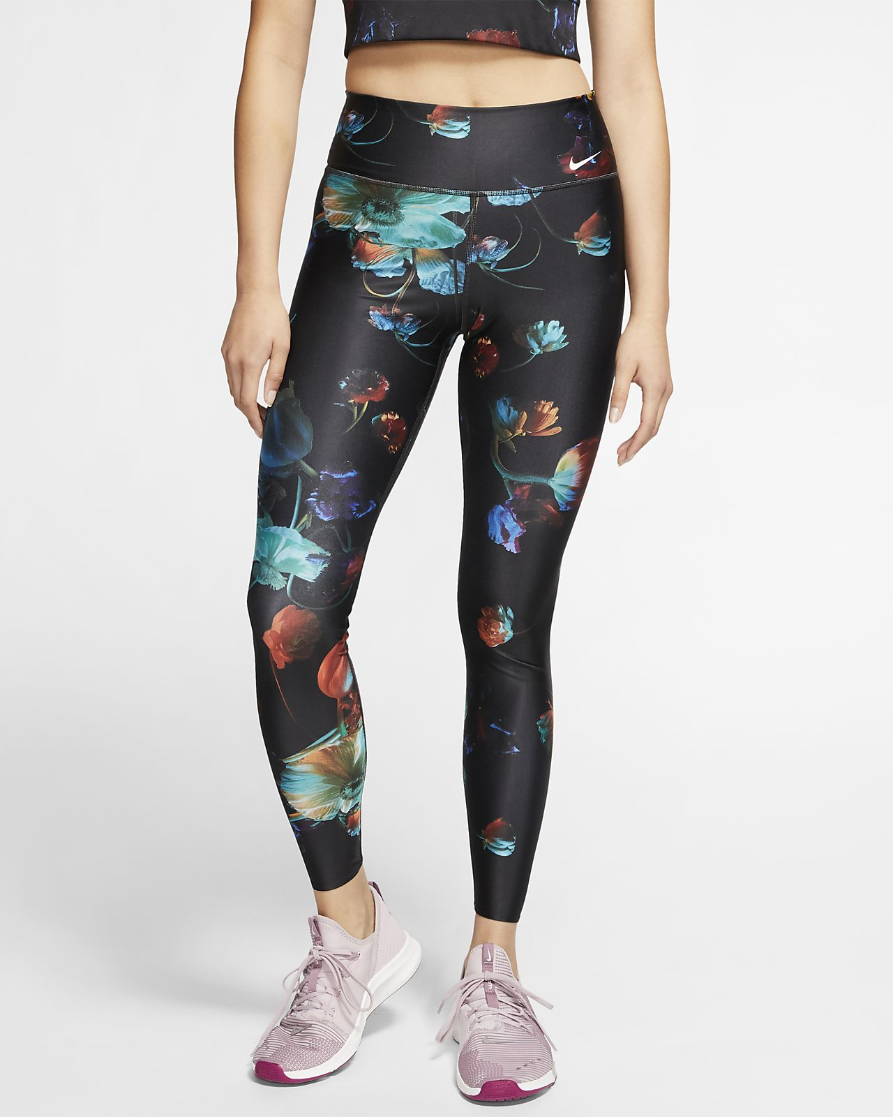 Nike Power Women's Floral Training Tights