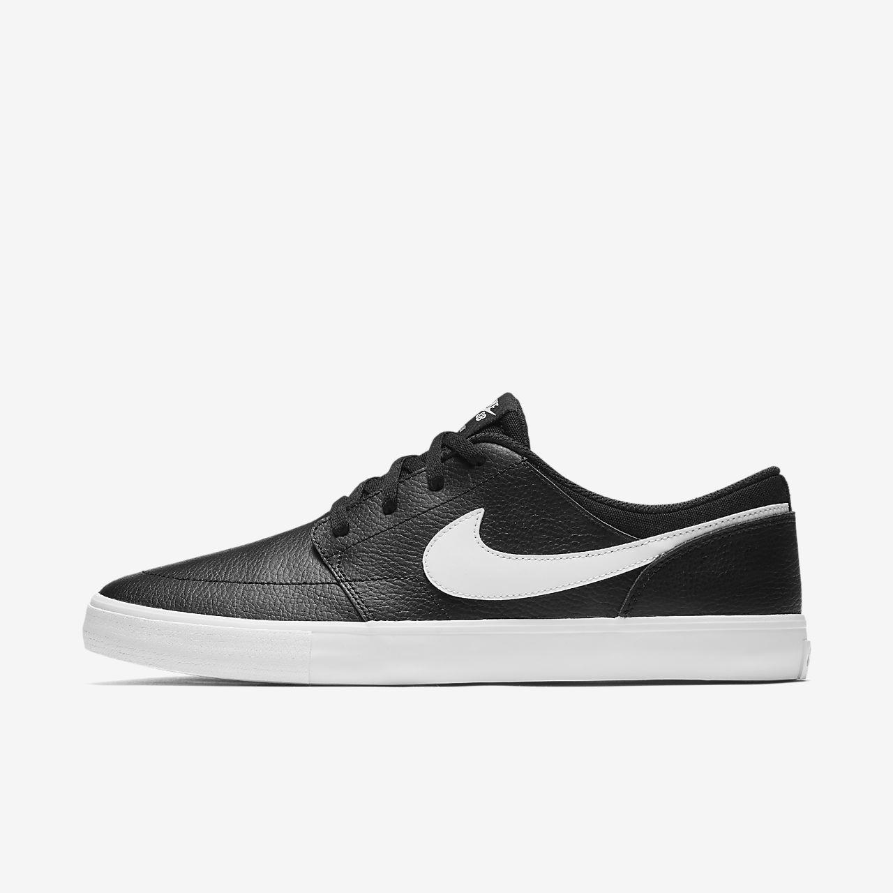 ... Nike SB Solarsoft Portmore II Premium Men's Skateboarding Shoe