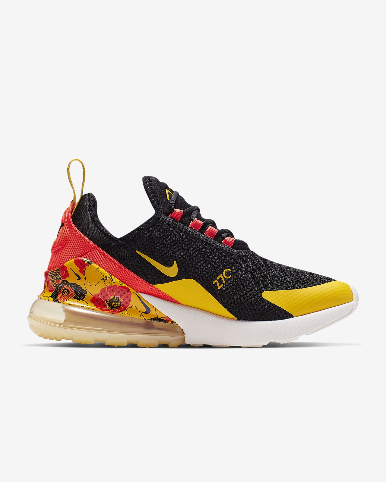 the latest f2f0b ff01e ... Nike Air Max 270 SE Floral Women s Shoe