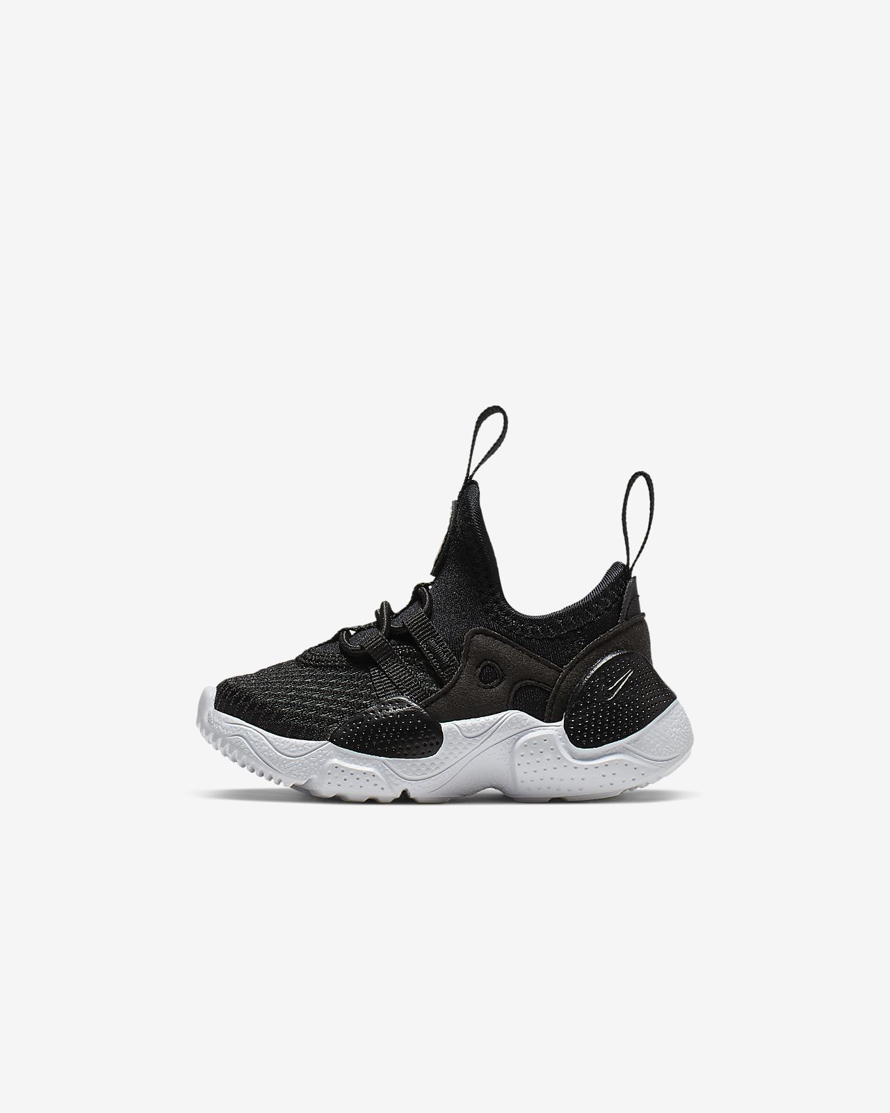 Nike Huarache E.D.G.E. TXT Men's Shoe Philippines Black White Black