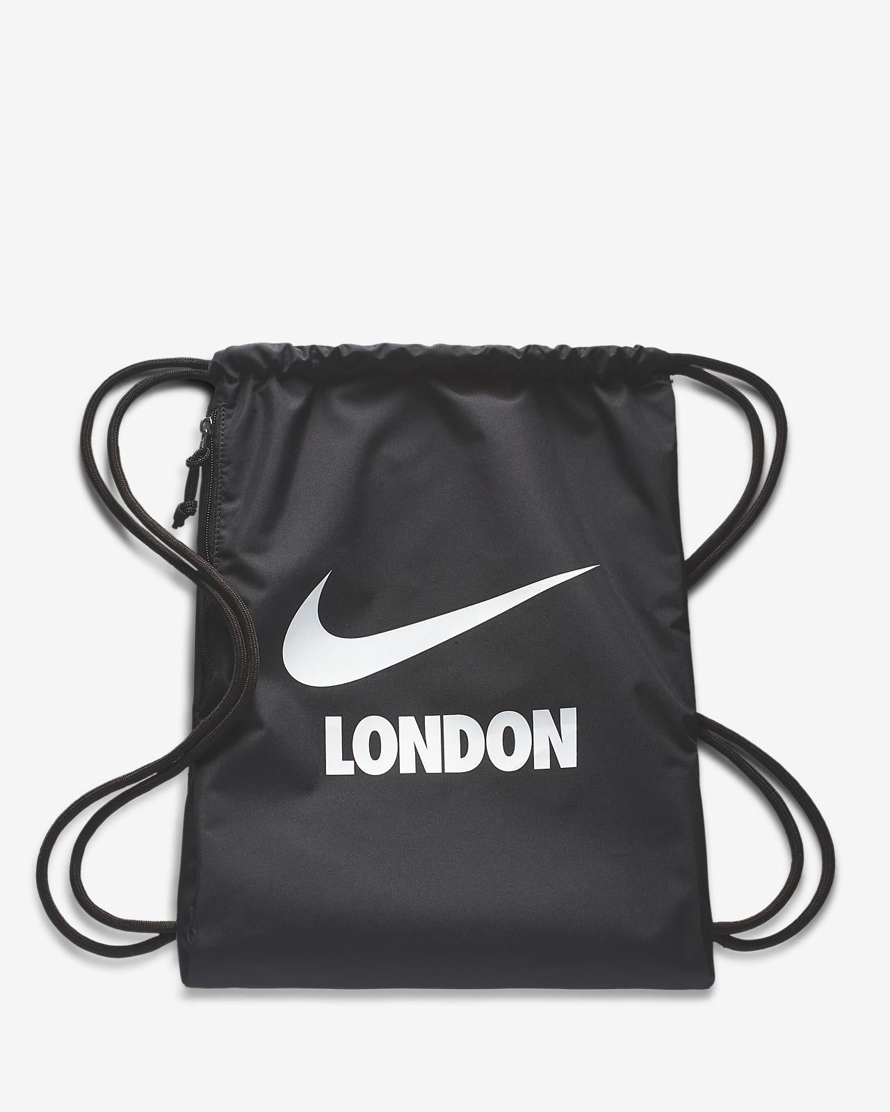 Worek na sprzęt treningowy Nike Heritage City Swoosh