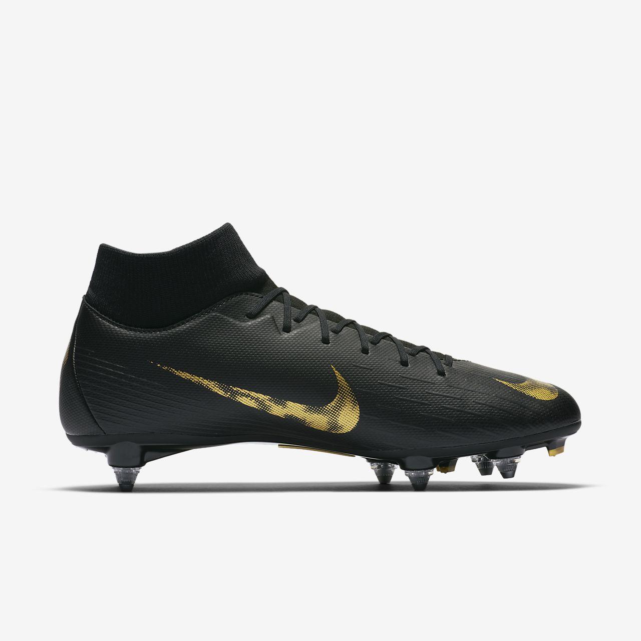 d692cfae ... Футбольные бутсы для игры на мягком грунте Nike Mercurial Superfly VI  Academy SG-PRO