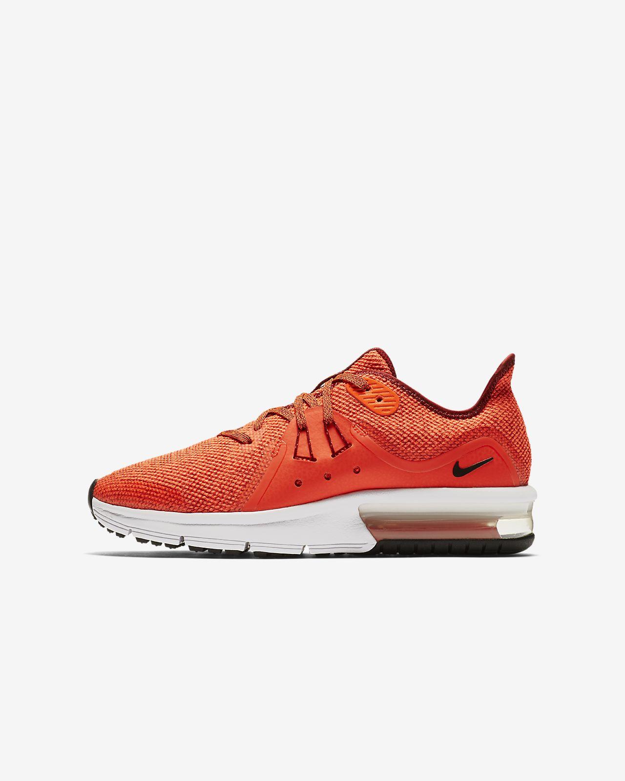 Bota Nike Air Max Sequent 3 pro větší děti