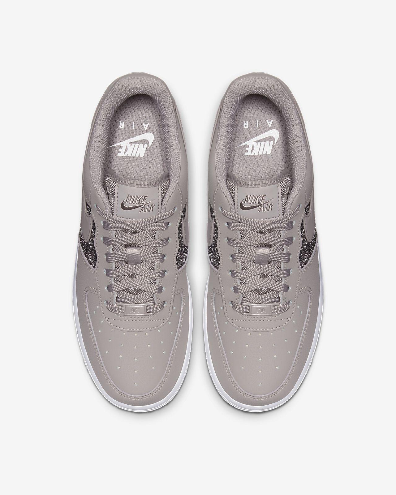 Chaussure pailletée Nike Air Force 1 Low pour Femme