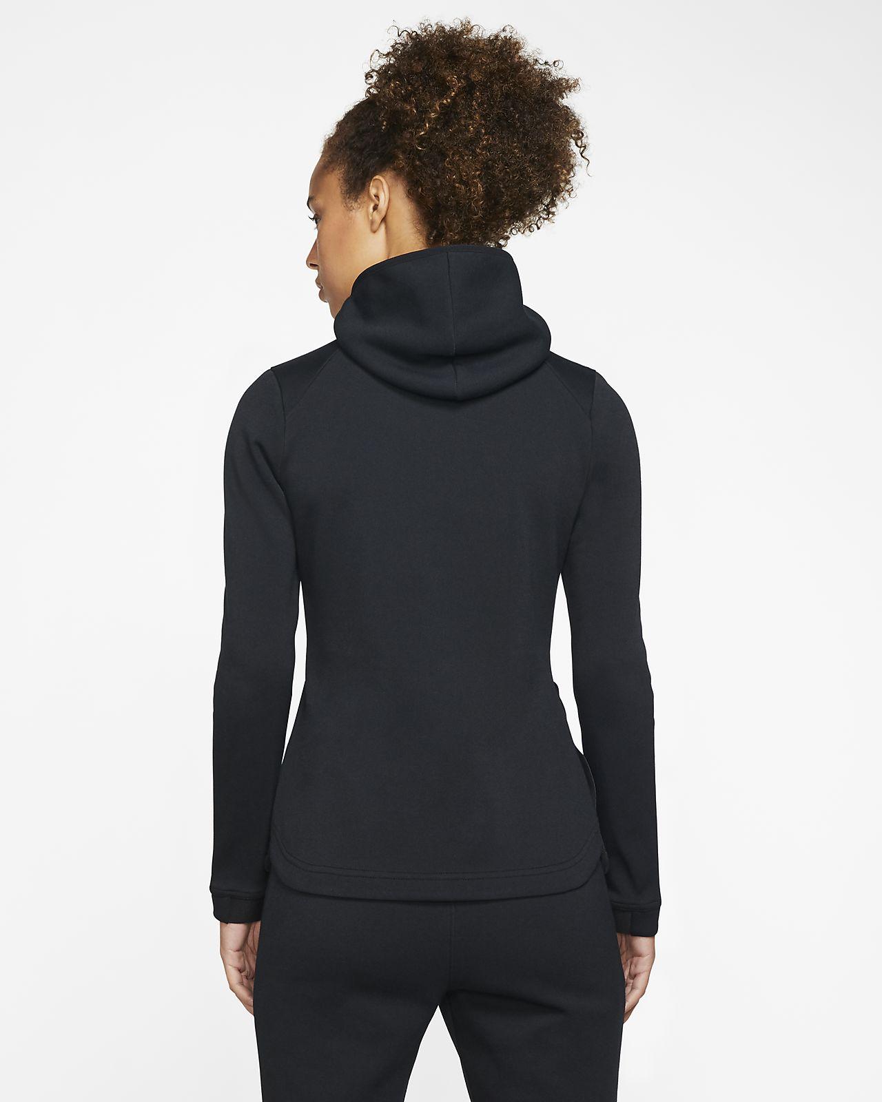 Nike Damen Dry Full Zip Hoodie