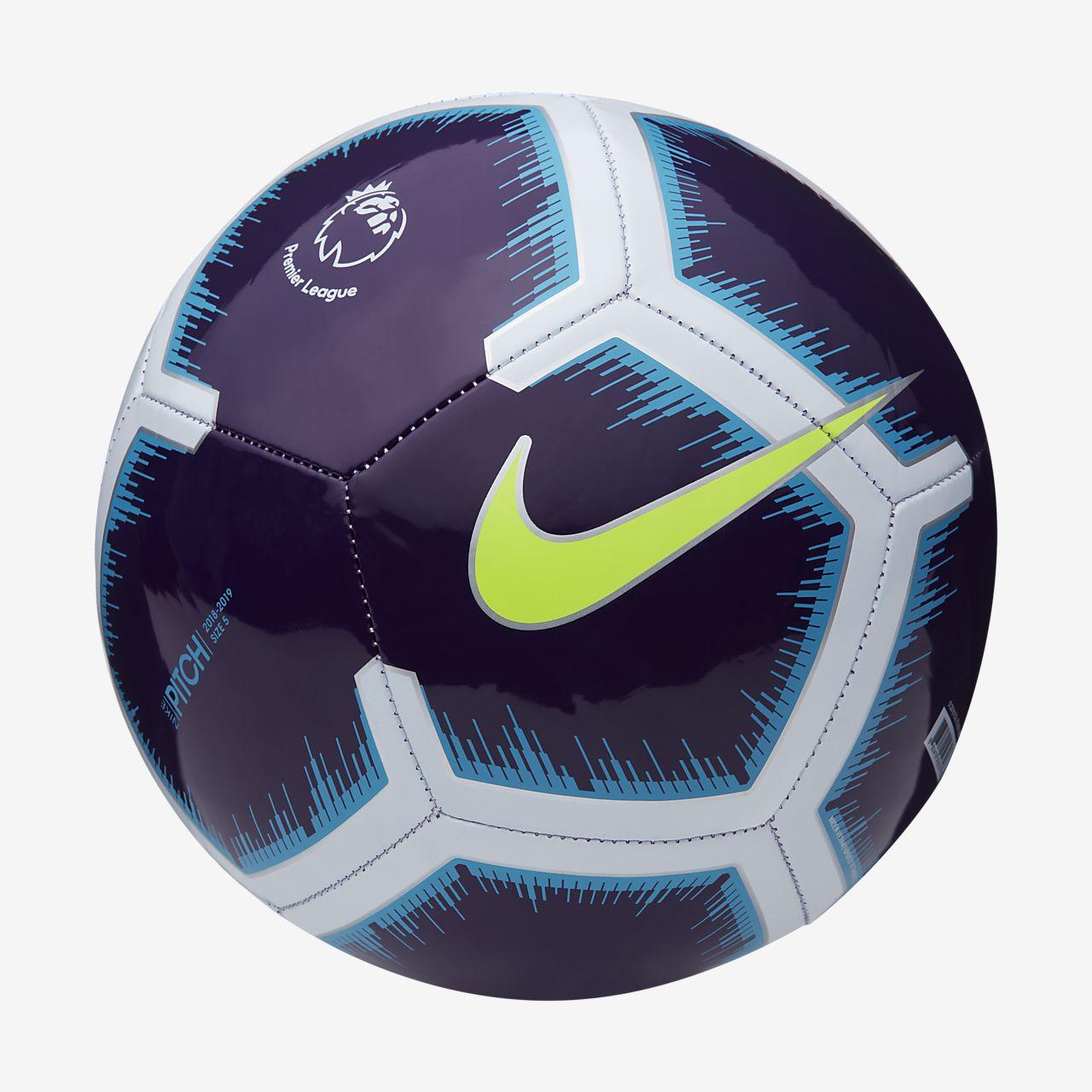 Bola de futebol Premier League Pitch. Nike.com PT 7ae3f03ffad9e