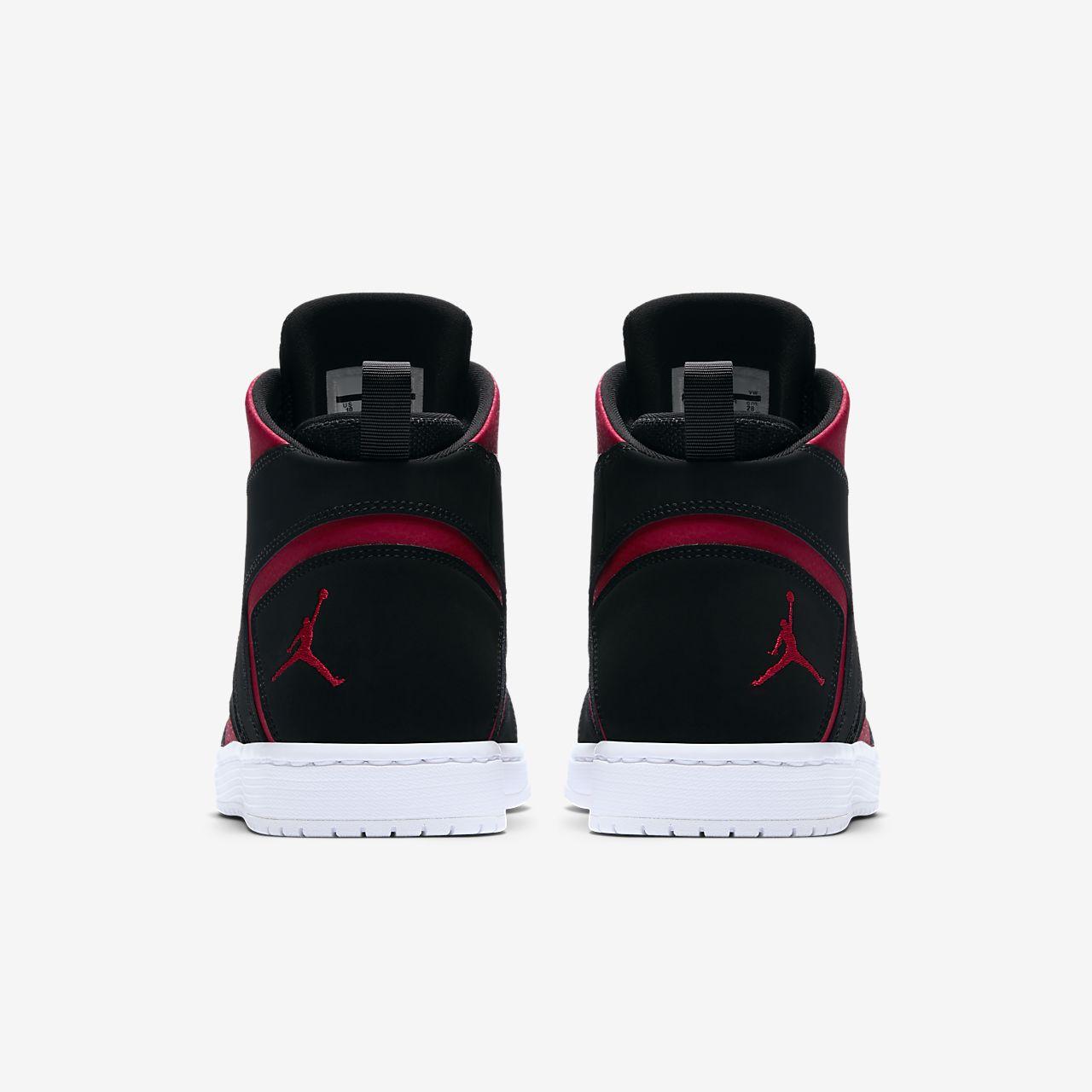 Air Jordan Flight Legend fiú gyerek cipő 36 cipő, új, fekete