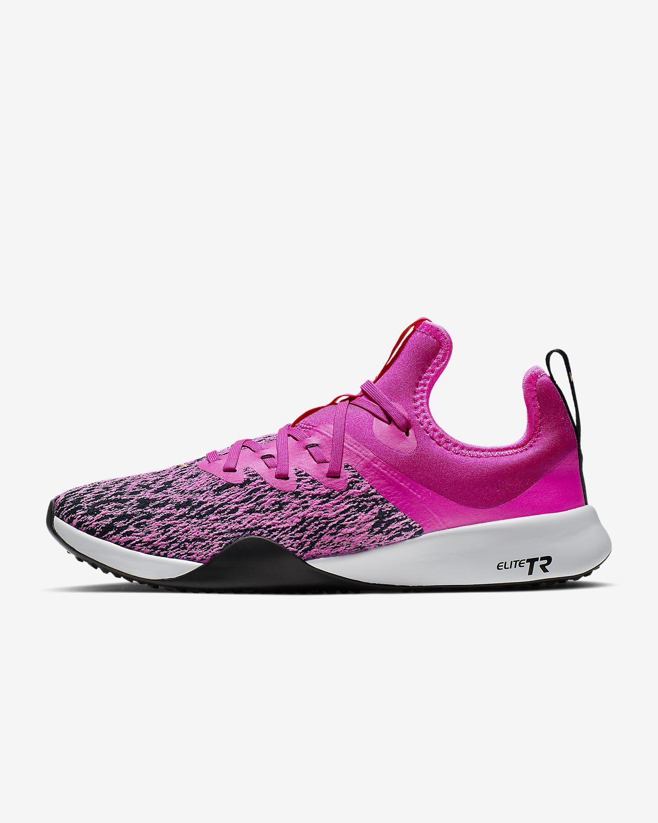 รองเท้าเทรนนิ่งผู้หญิง Nike Foundation Elite TR
