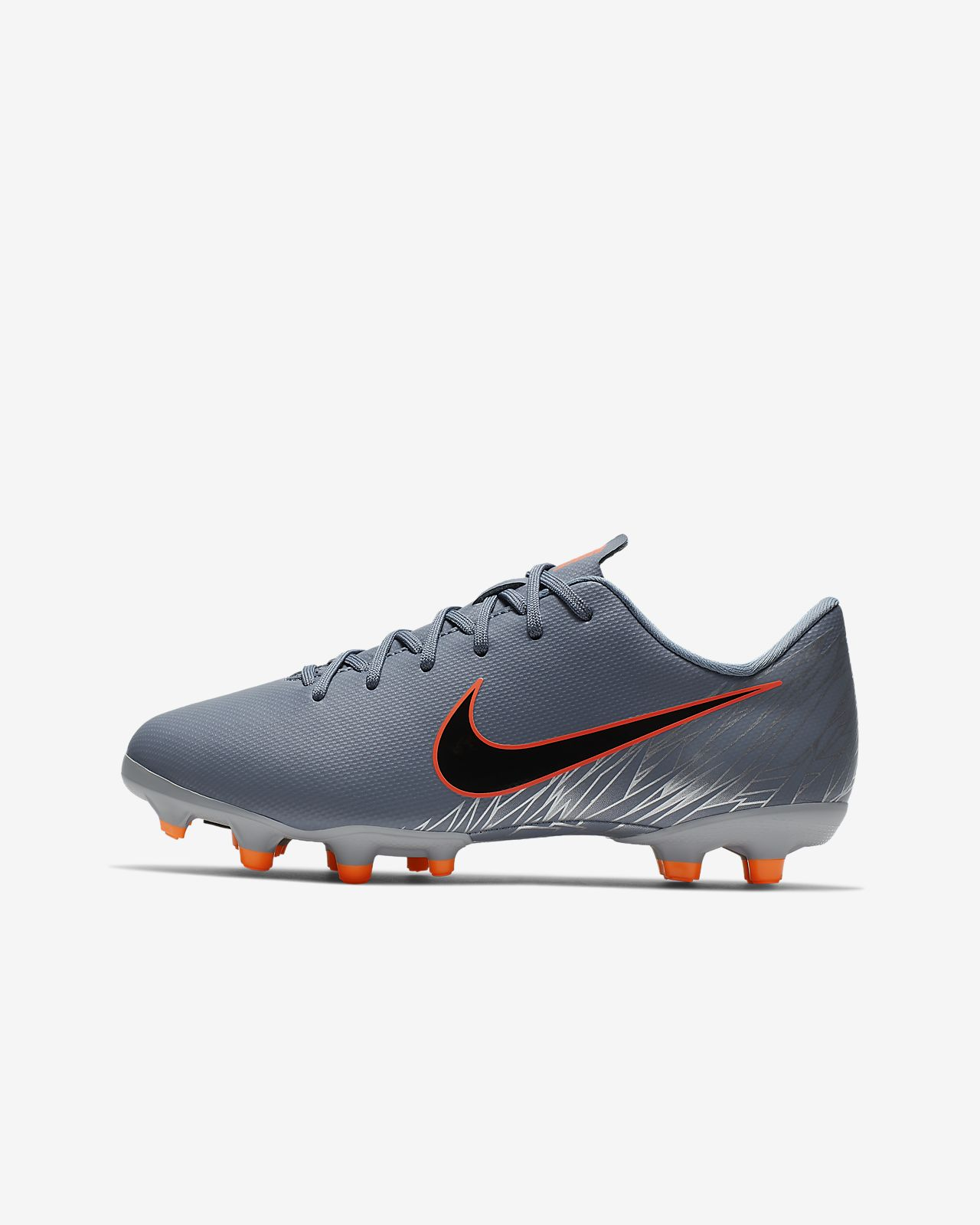 Nike Jr. Mercurial Vapor XII Academy Botas de fútbol para múltiples superficies - Niño/a y niño/a pequeño/a