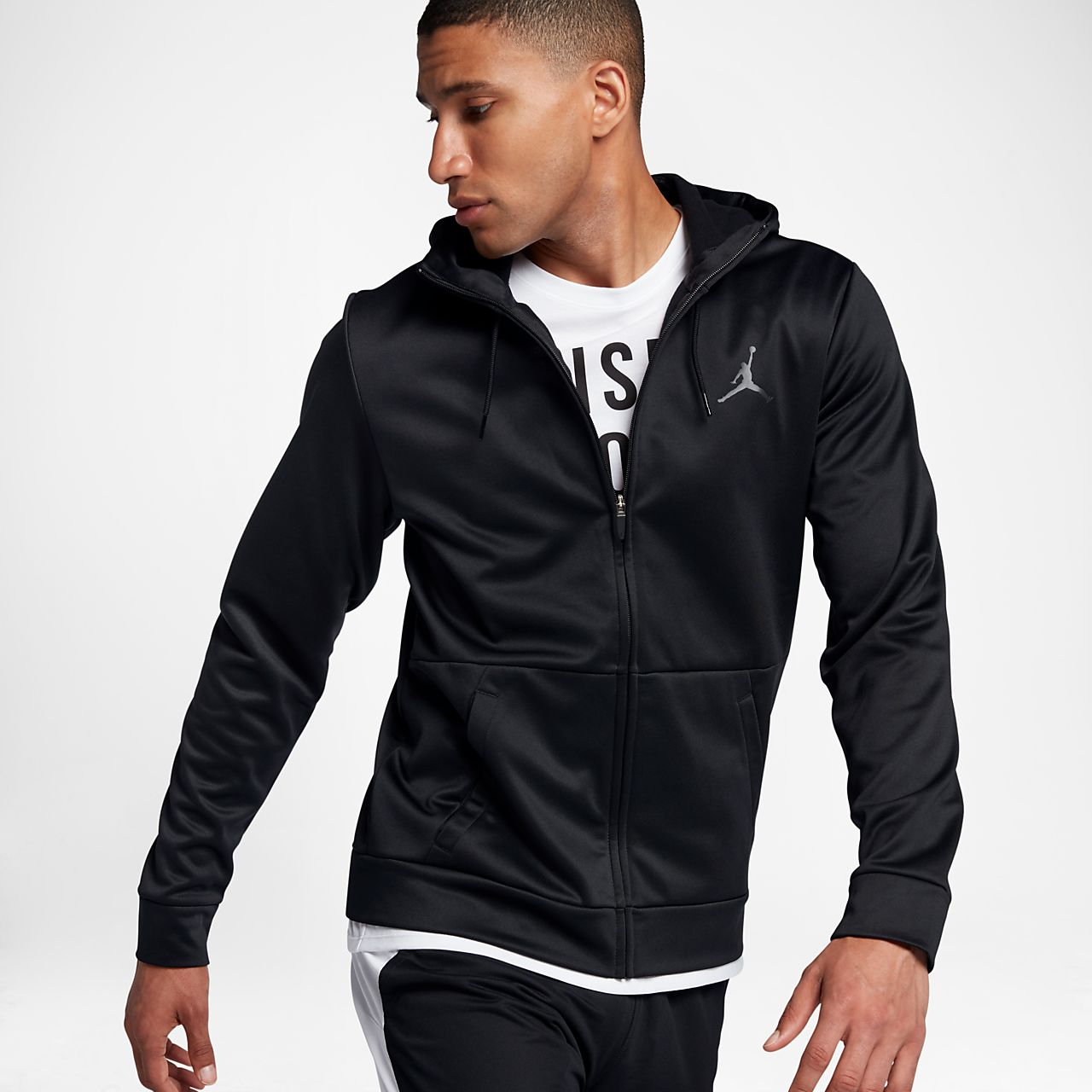374e81fd9800 Jordan Therma 23 Alpha Men s Full-Zip Hoodie. Nike.com AU