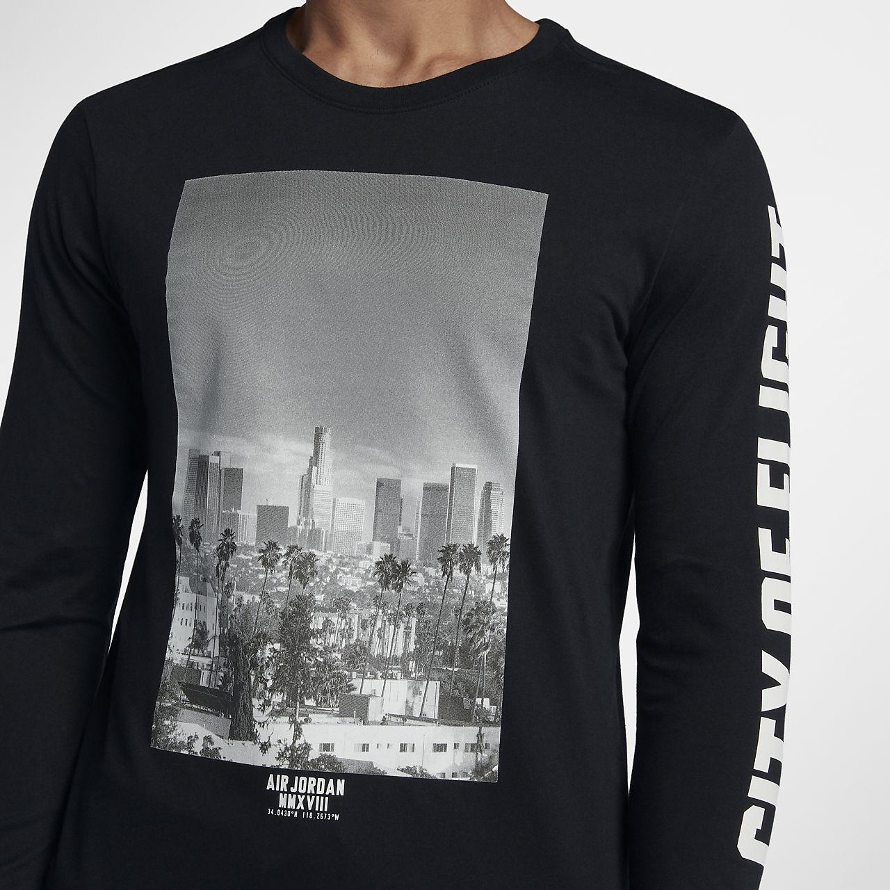 air jordan long sleeve t shirt