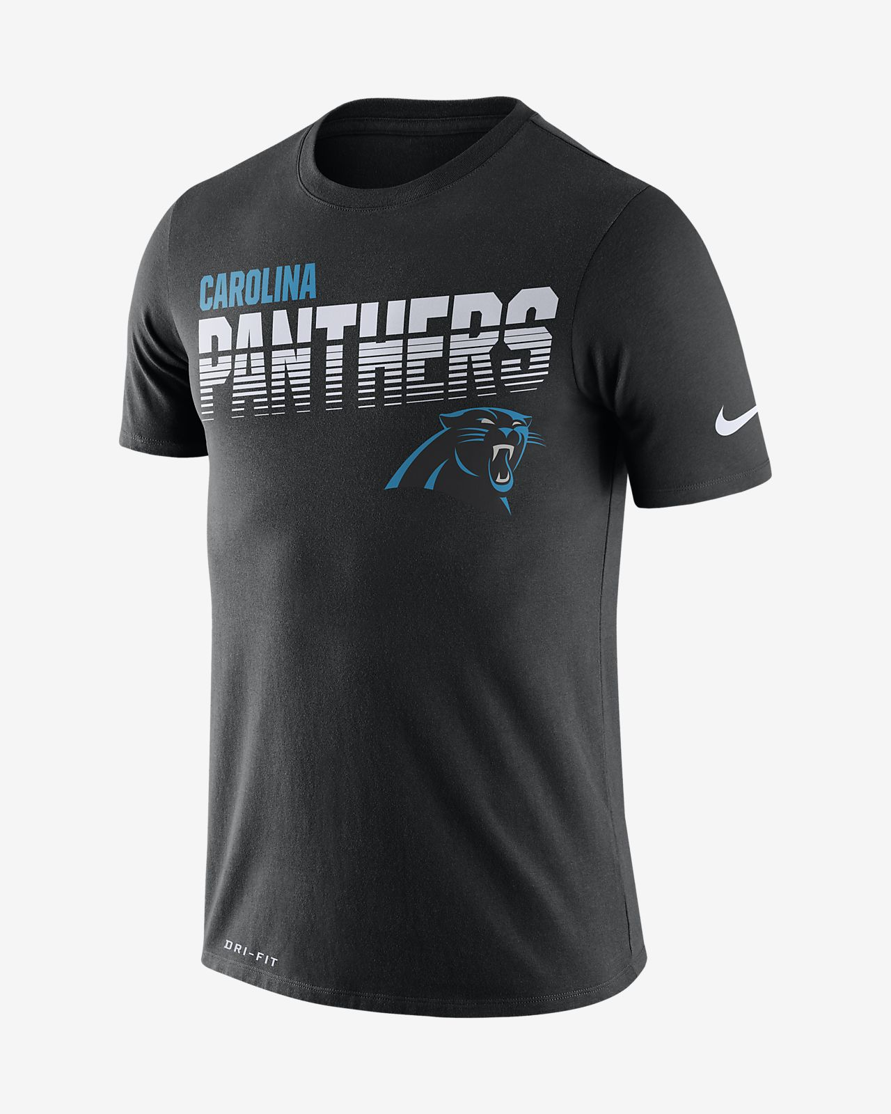 Nike Legend (NFL Panthers) T-shirt met lange mouwen voor heren