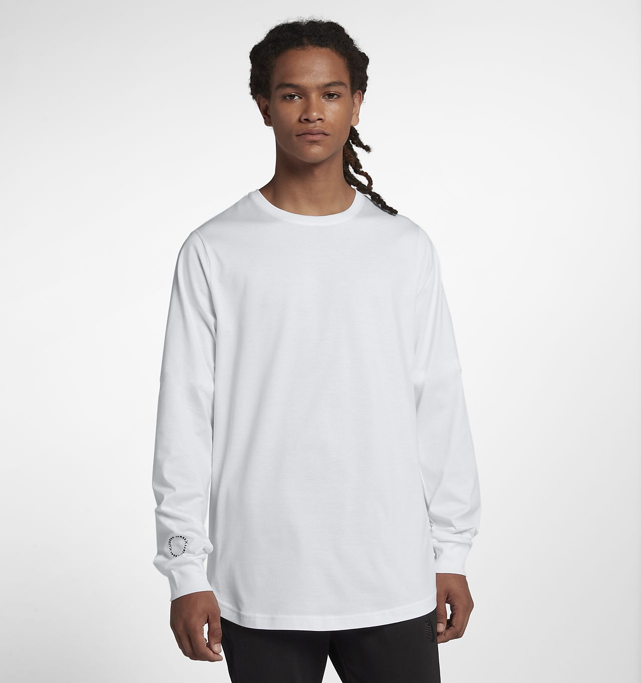 6acd3c28 LeBron James x John Elliott Men's Long-Sleeve T-Shirt. Nike.com IN