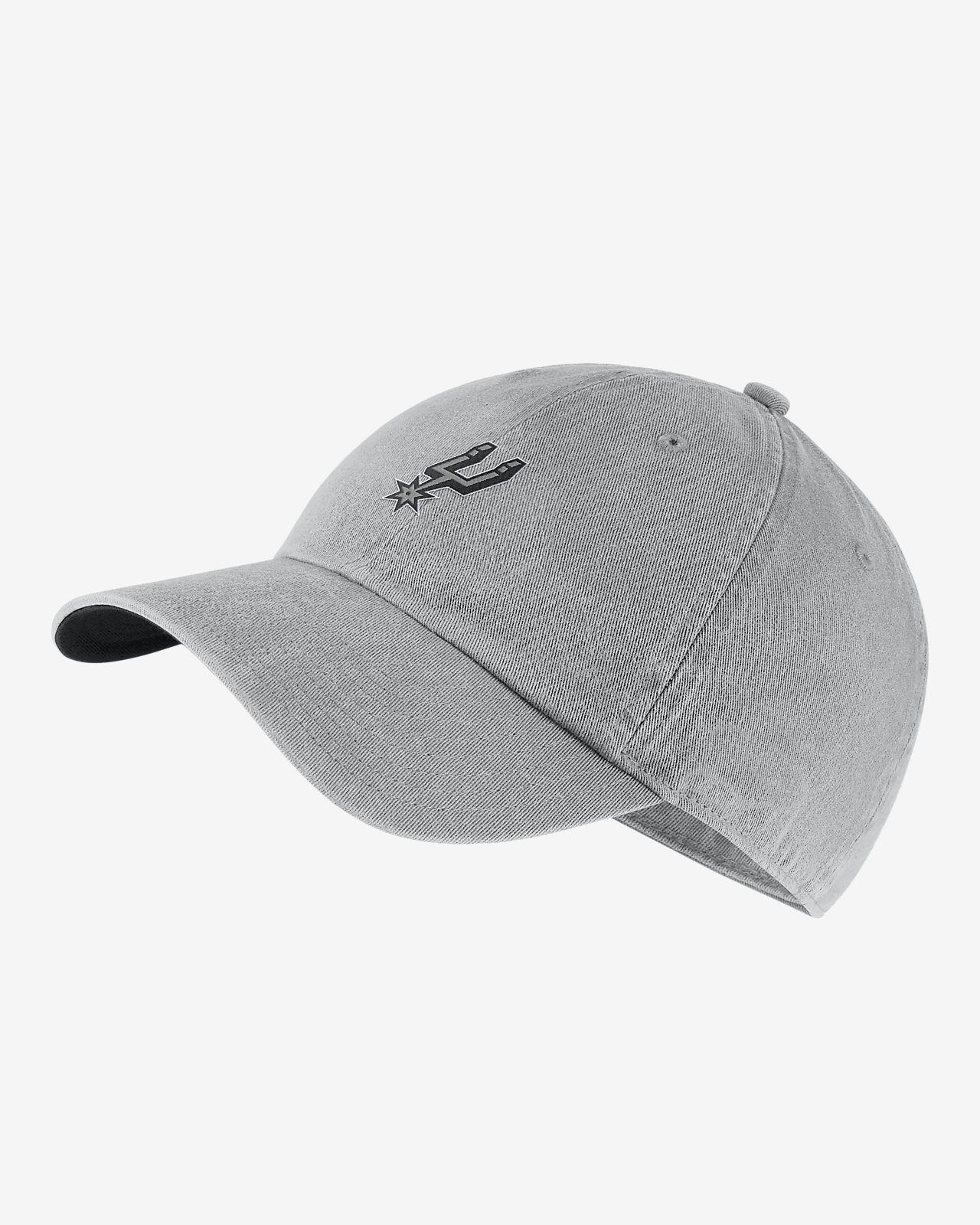 e9241329223 San Antonio Spurs Nike Heritage86 NBA Hat. Nike.com
