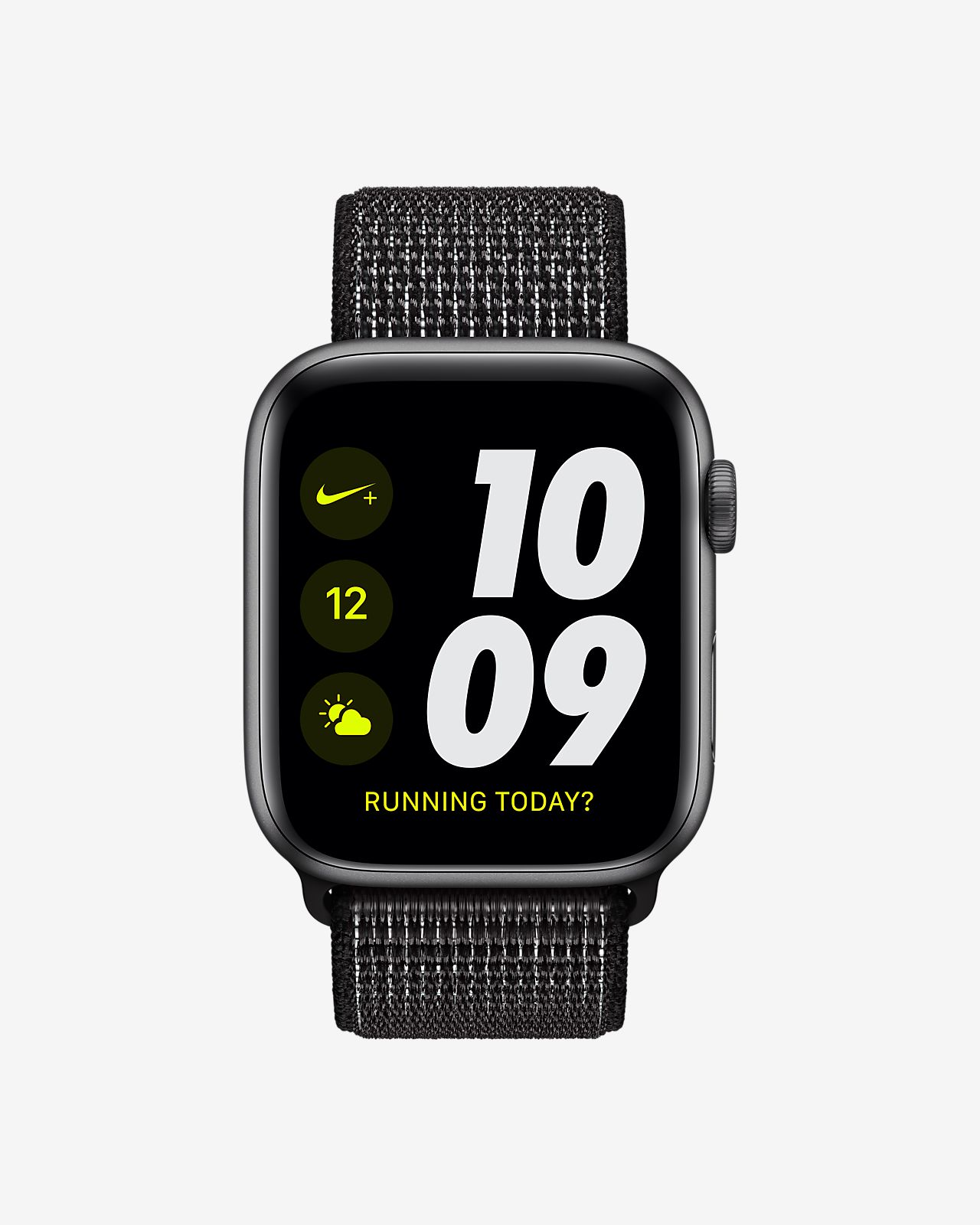 outlet closer at high quality Apple Watch Nike+ Series 4 (GPS + Cellular) with Nike Sport Loop 44mm Sport  Watch