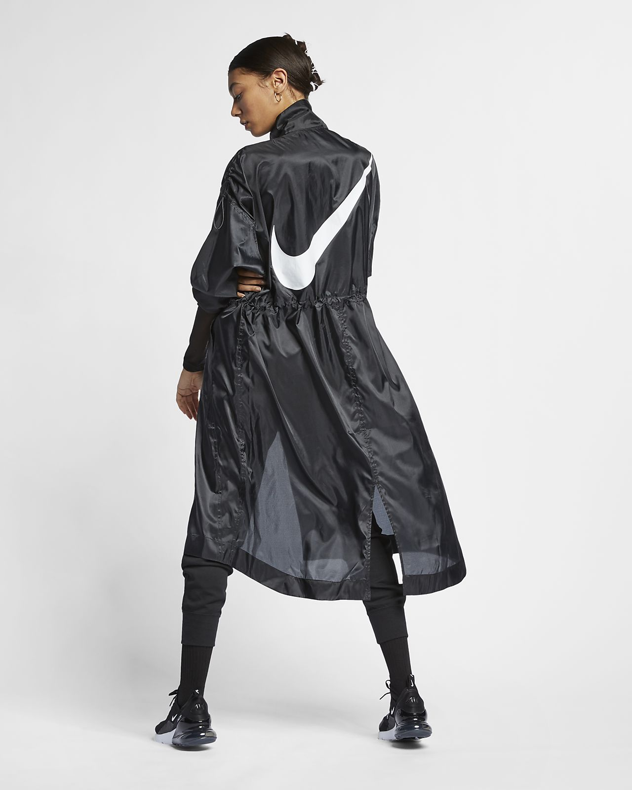 "Nike Sportswear ""Swoosh""-letvægtsparka"