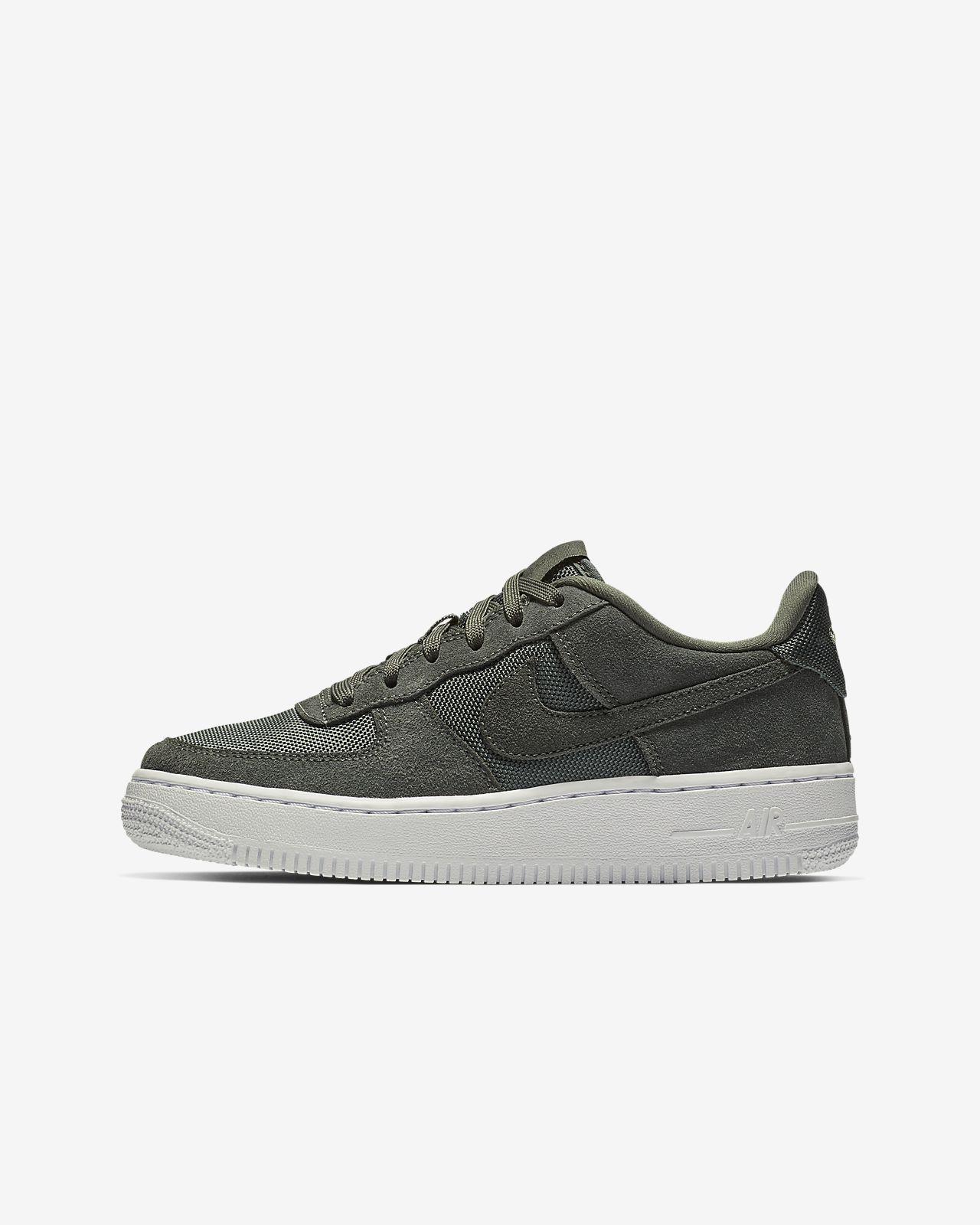 Nike Force 1 Mid Little Kids' Shoe