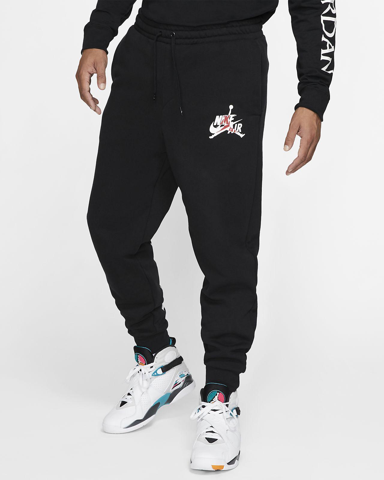 Ανδρικό φλις παντελόνι Jordan Jumpman Classics