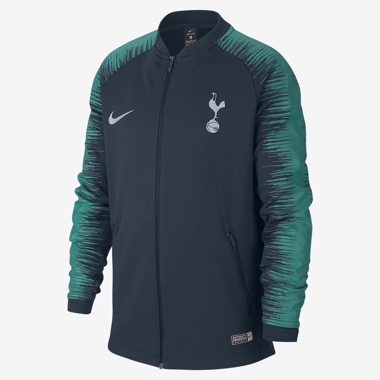 Tottenham Hotspur Anthem Older Kids  Football Jacket. Nike.com GB 91ef313e9