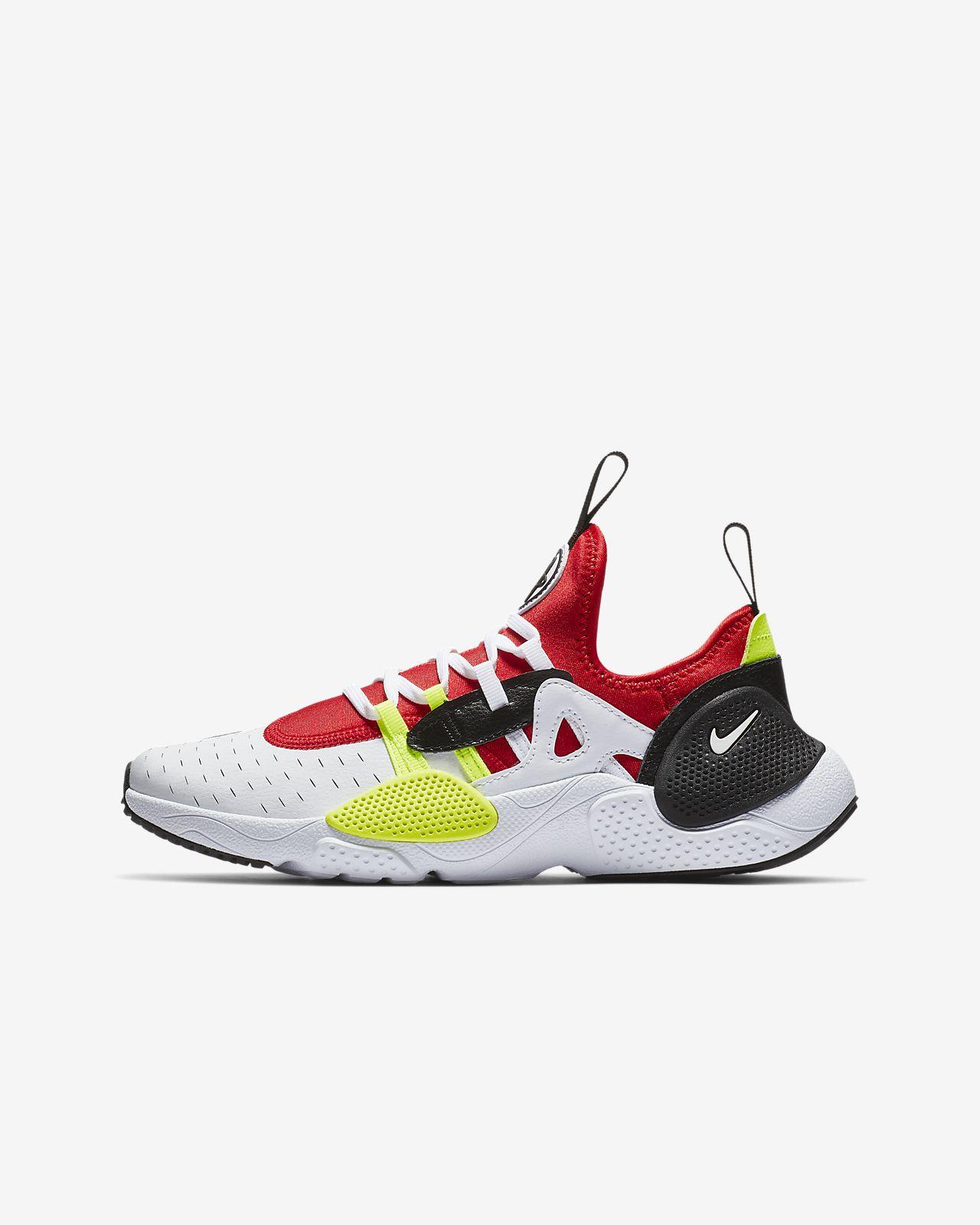 b4878276ce Nike Huarache E.D.G.E Big Kids' Shoe. Nike.com