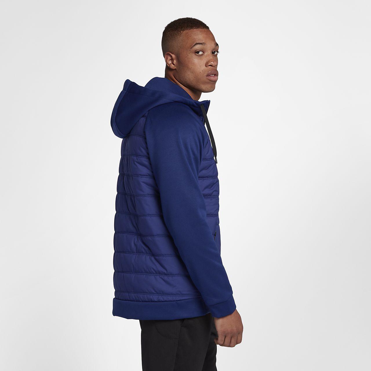5ffd6997f2bd Nike Therma Winterized Men s Full-Zip Hoodie. Nike.com