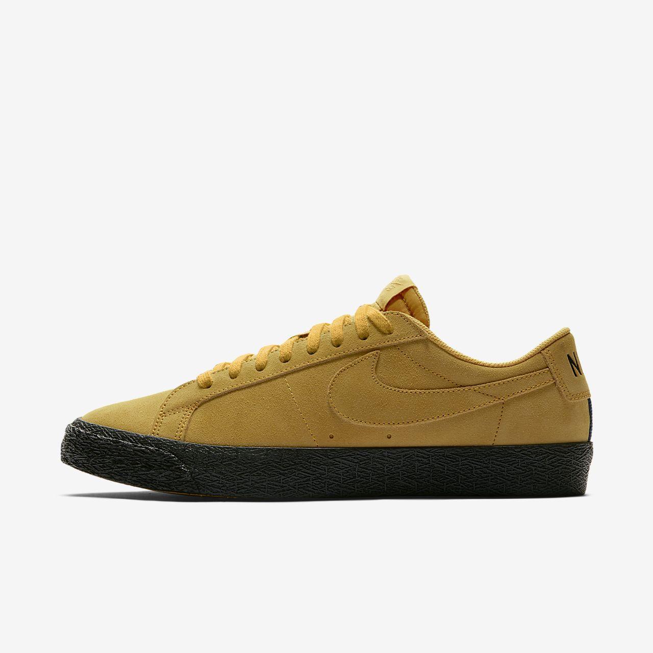 Nike SB Blazer Zoom Low Erkek Kaykay Ayakkabısı