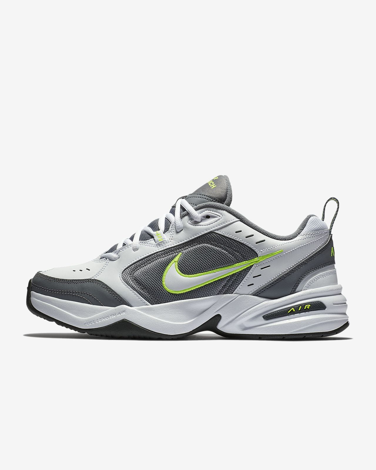 caccbc6cad Nike Air Monarch IV Lifestyle Gym Shoe. Nike.com