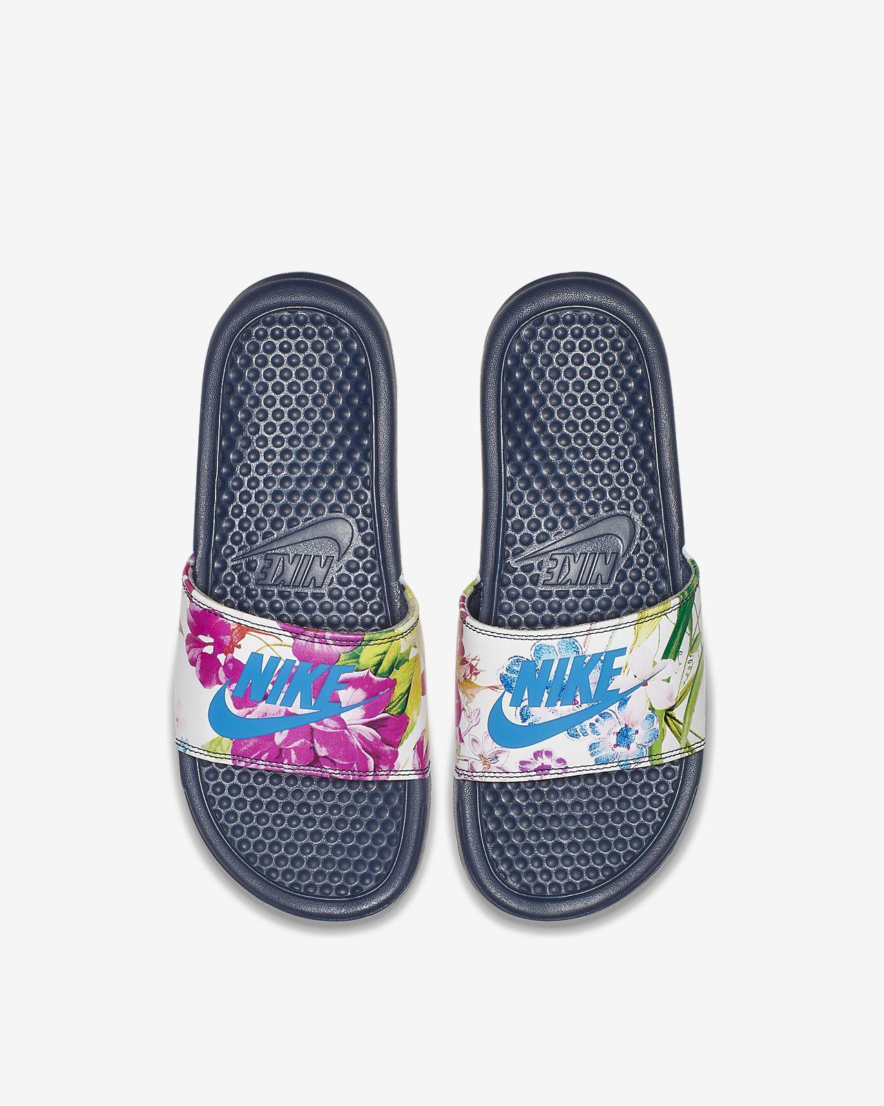 Claquette Nike Benassi Jdi Floral Pour Femme Nike Com Fr