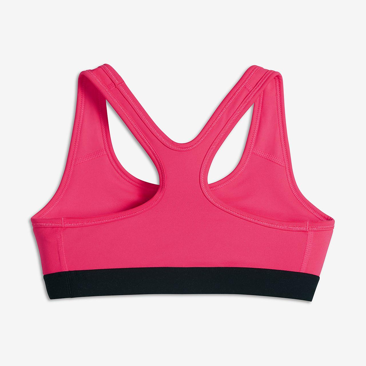 Nike Classic Big Kids Girls Sports Bra Nikecom-3732