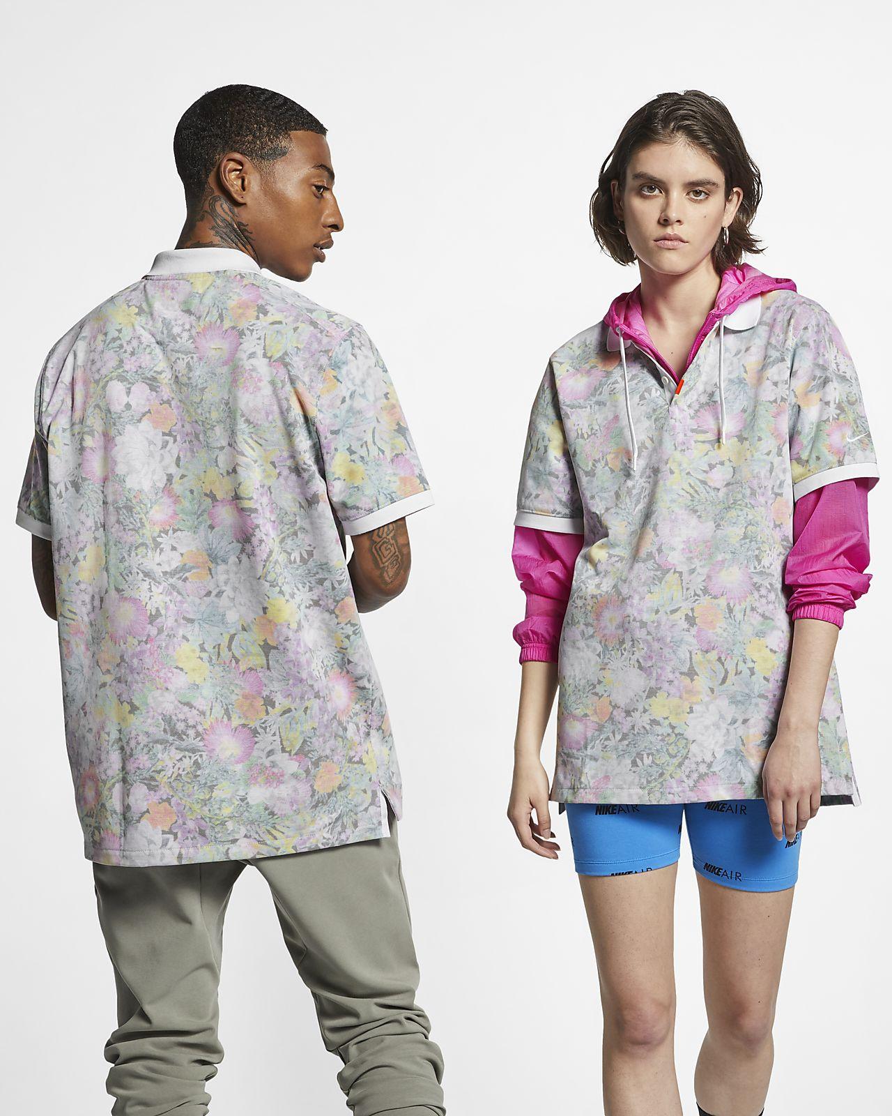 The Nike Polo Unisex Floral Polo